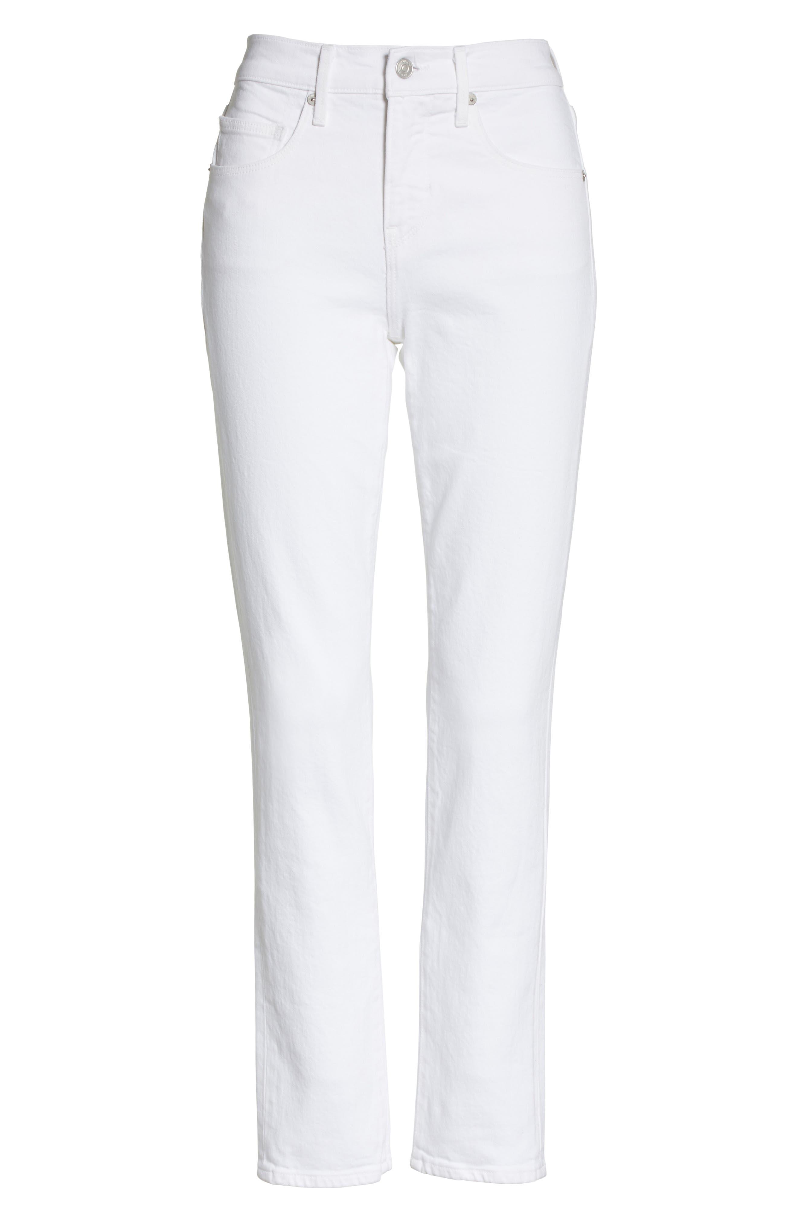 Skinny Crop Jeans,                             Alternate thumbnail 23, color,