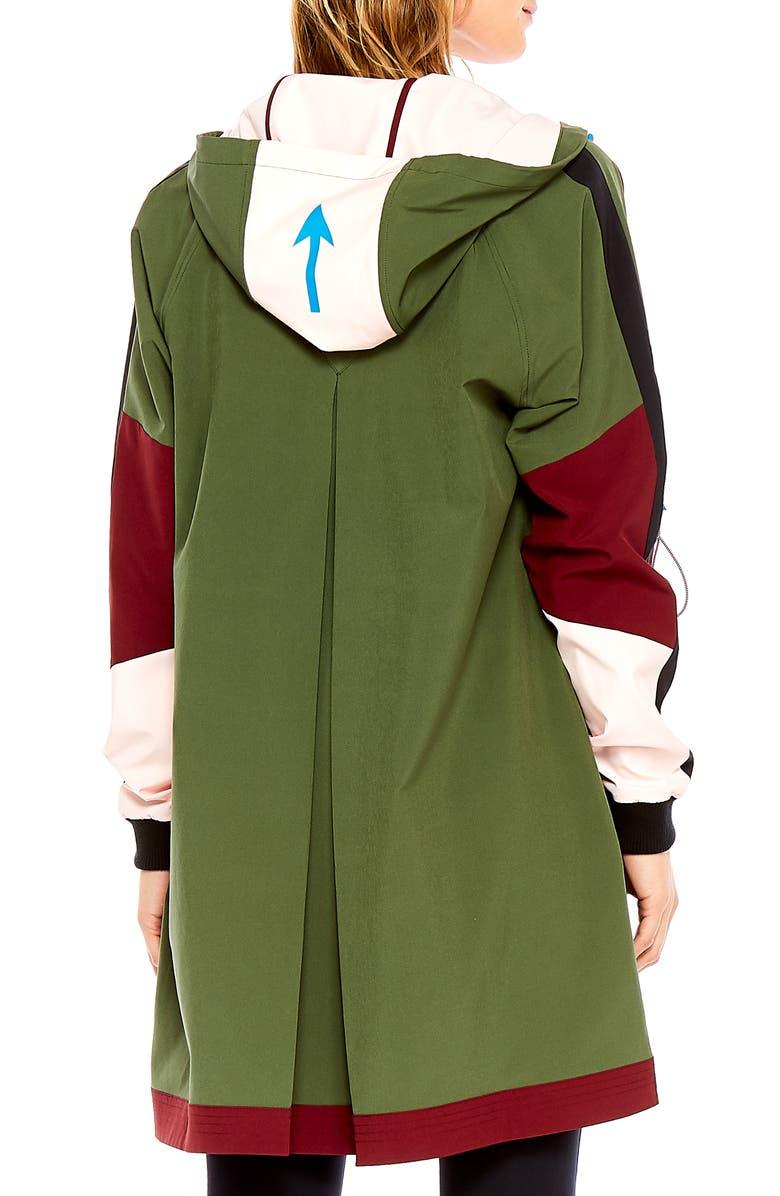 THE UPSIDE Jackets Saratoga Water-Resistant Jacket