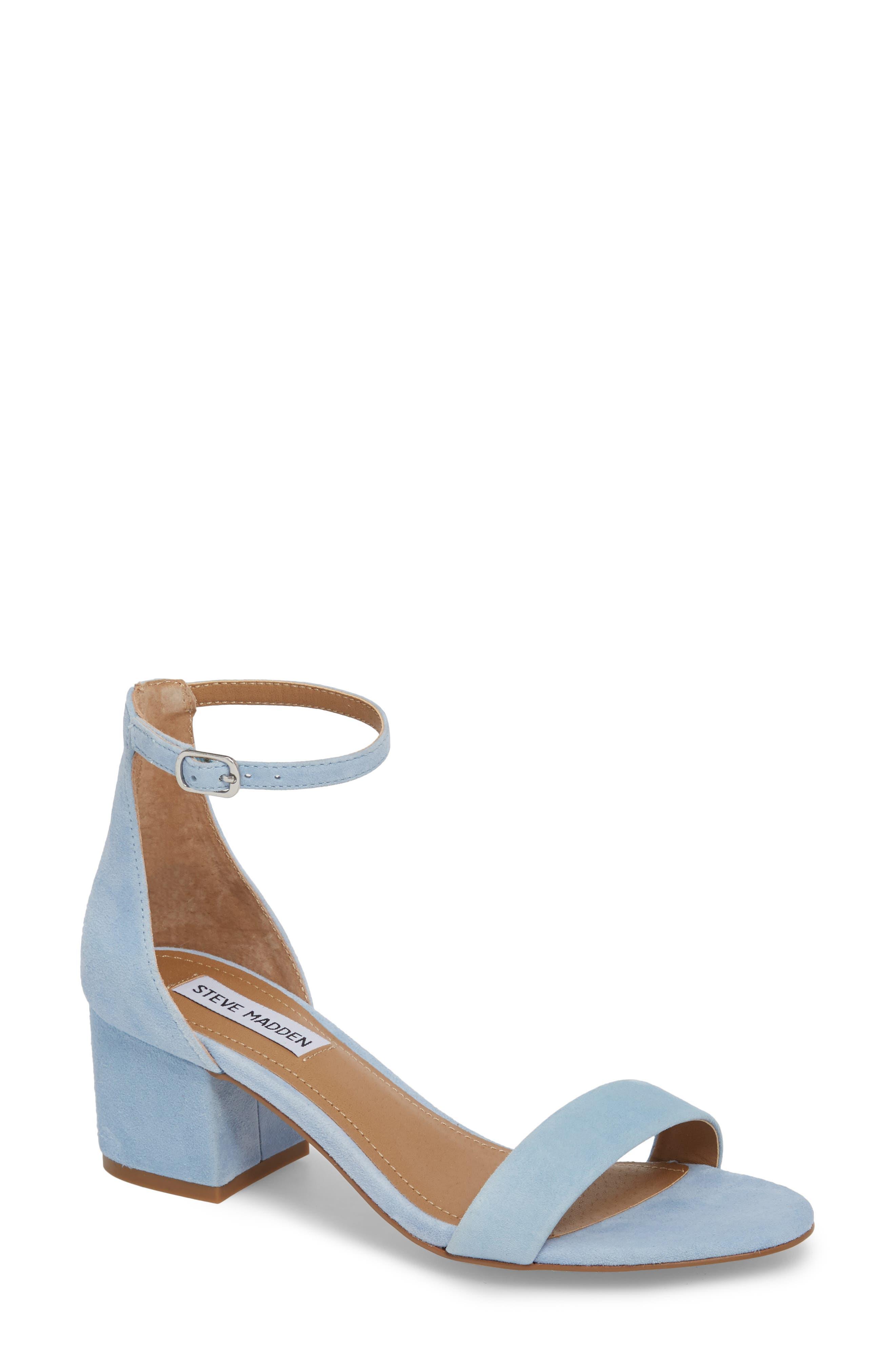 Irenee Ankle Strap Sandal,                             Main thumbnail 8, color,
