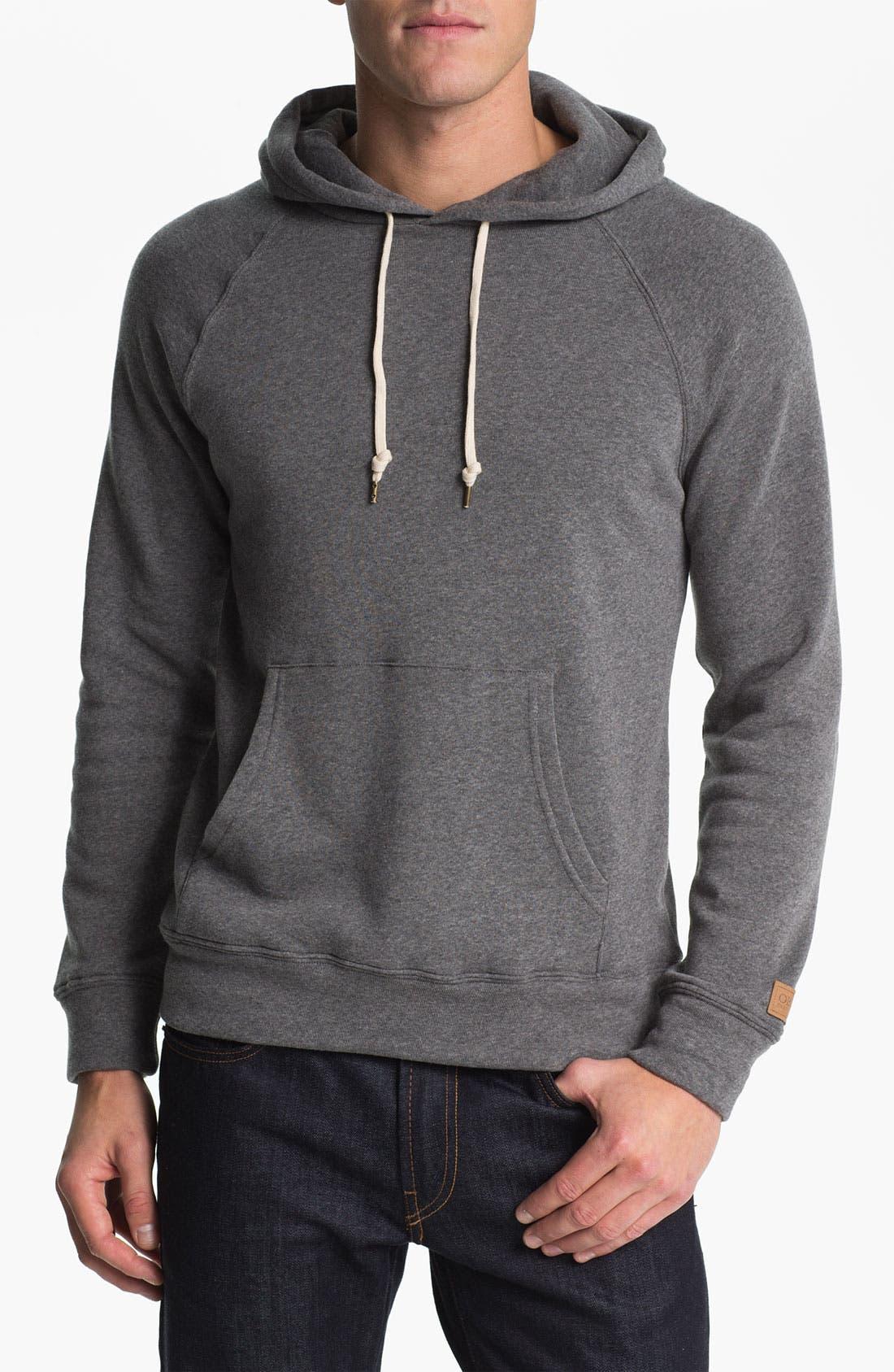 'Lofty Creature Comforts' Hooded Sweatshirt,                             Main thumbnail 1, color,                             060