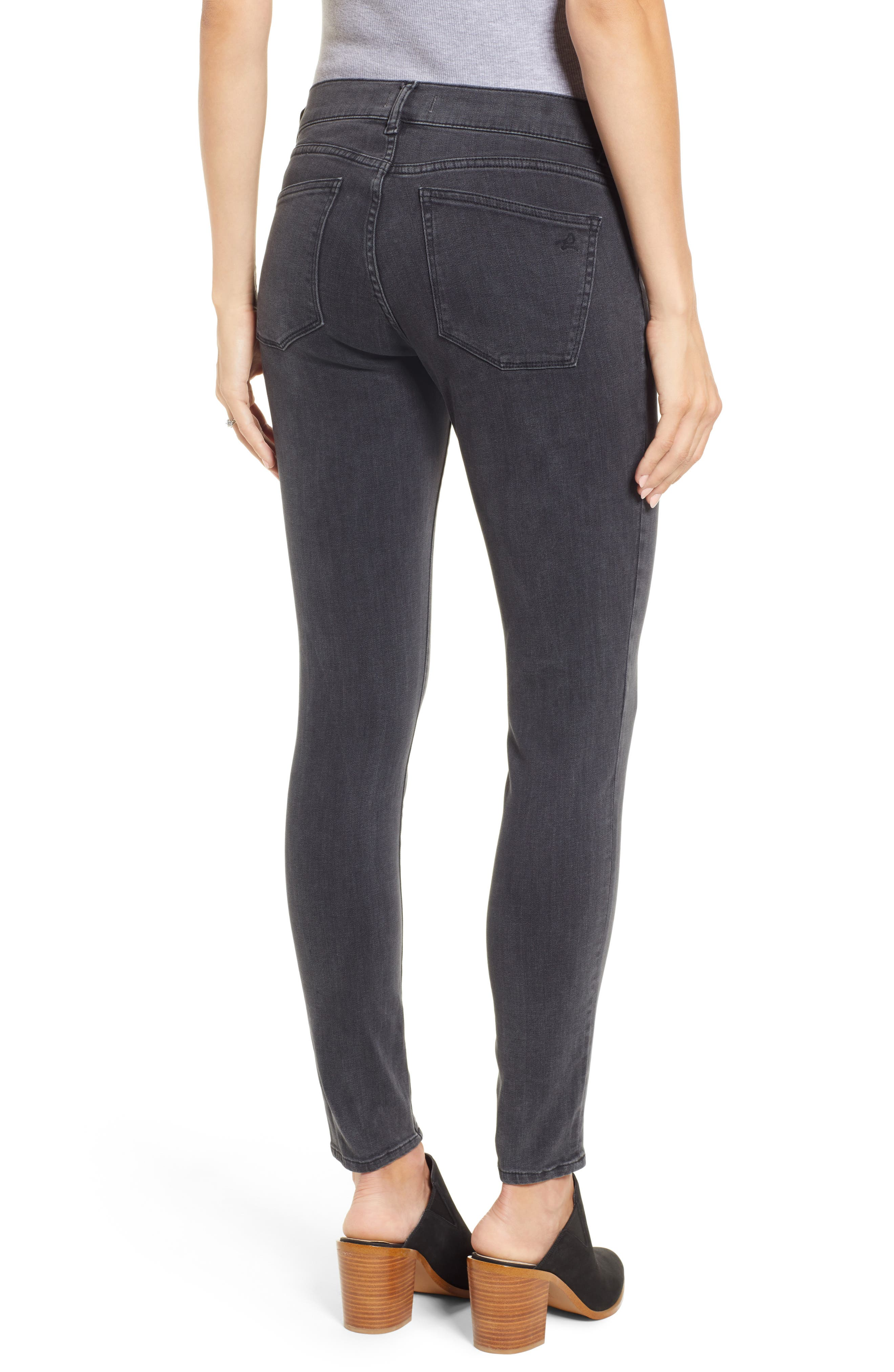 Florence Maternity Skinny Jeans,                             Alternate thumbnail 2, color,                             FRISCO