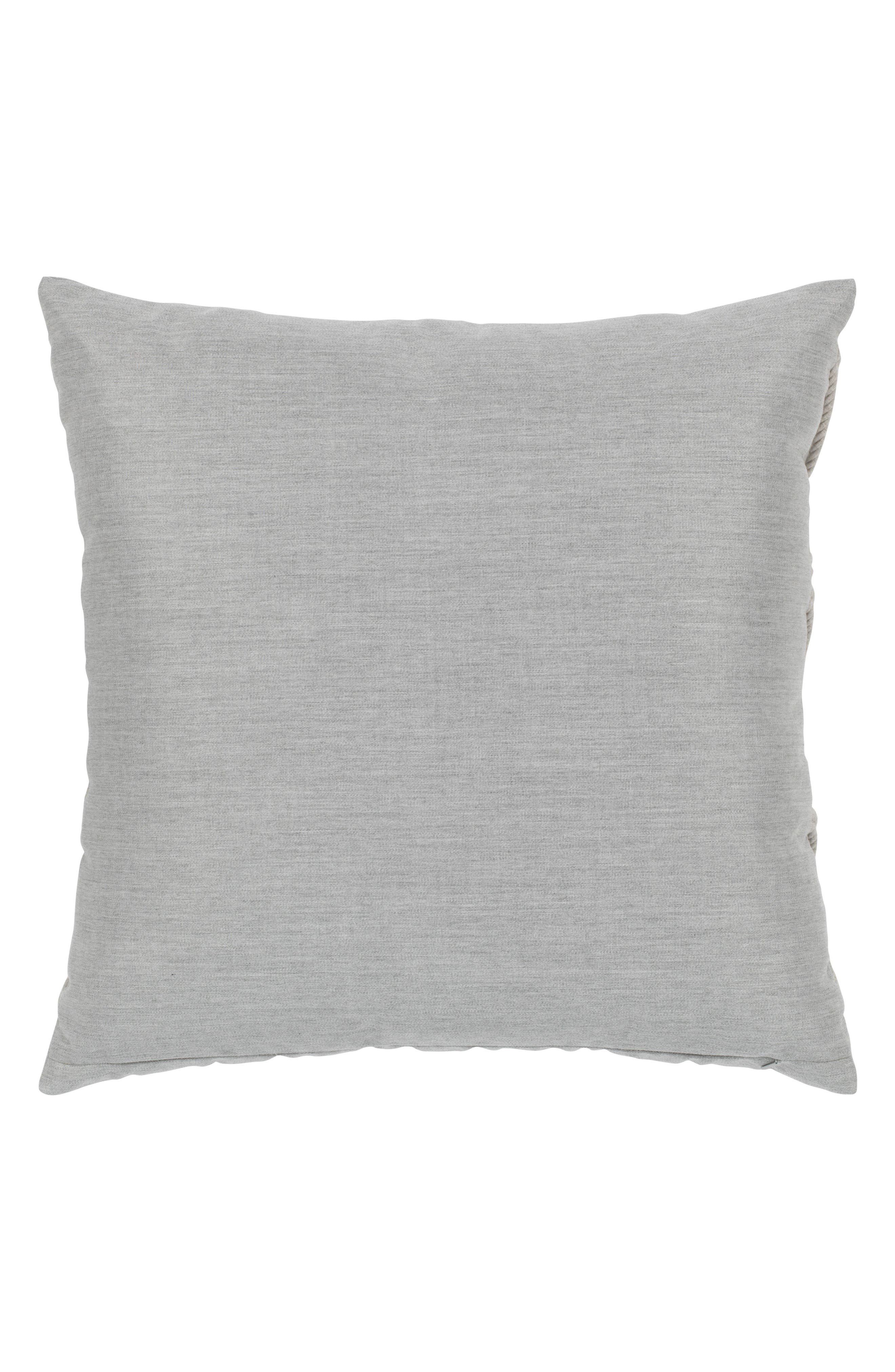 Granite Rope Indoor/Outdoor Accent Pillow,                             Alternate thumbnail 2, color,                             020
