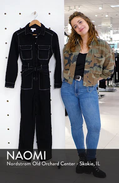 Denim Boiler Suit, sales video thumbnail