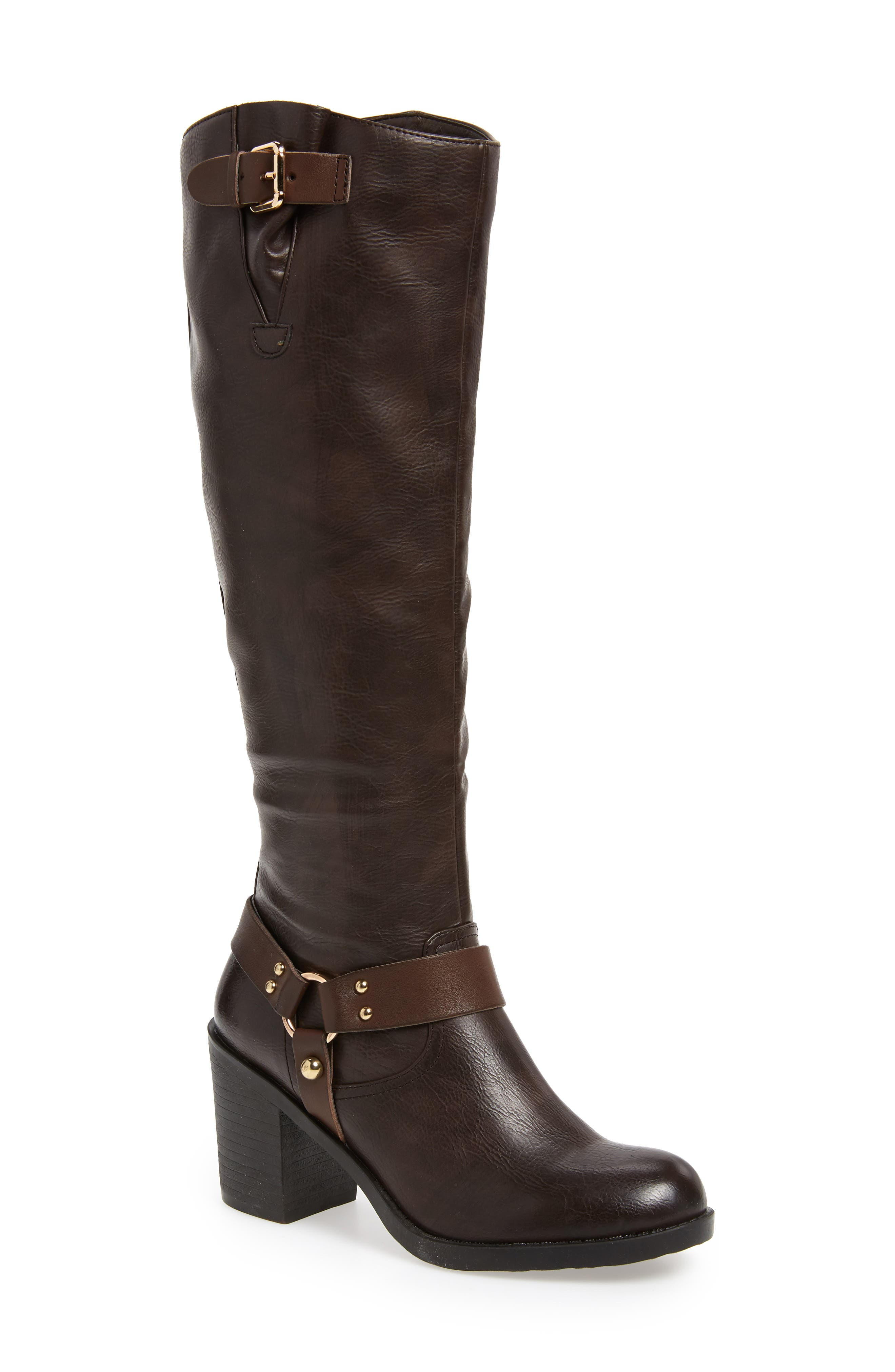 Sbicca Dimarco Knee High Boot, Brown