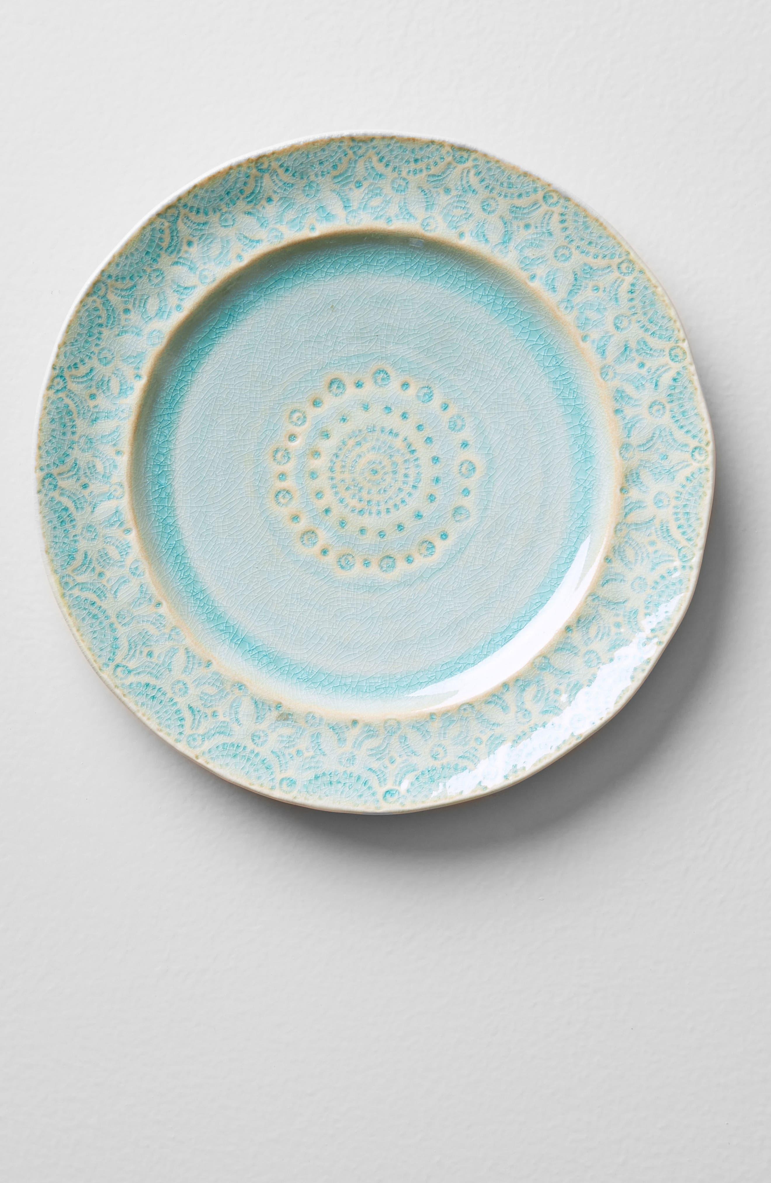 Old Havana Stoneware Side Plate,                             Alternate thumbnail 2, color,                             MINT
