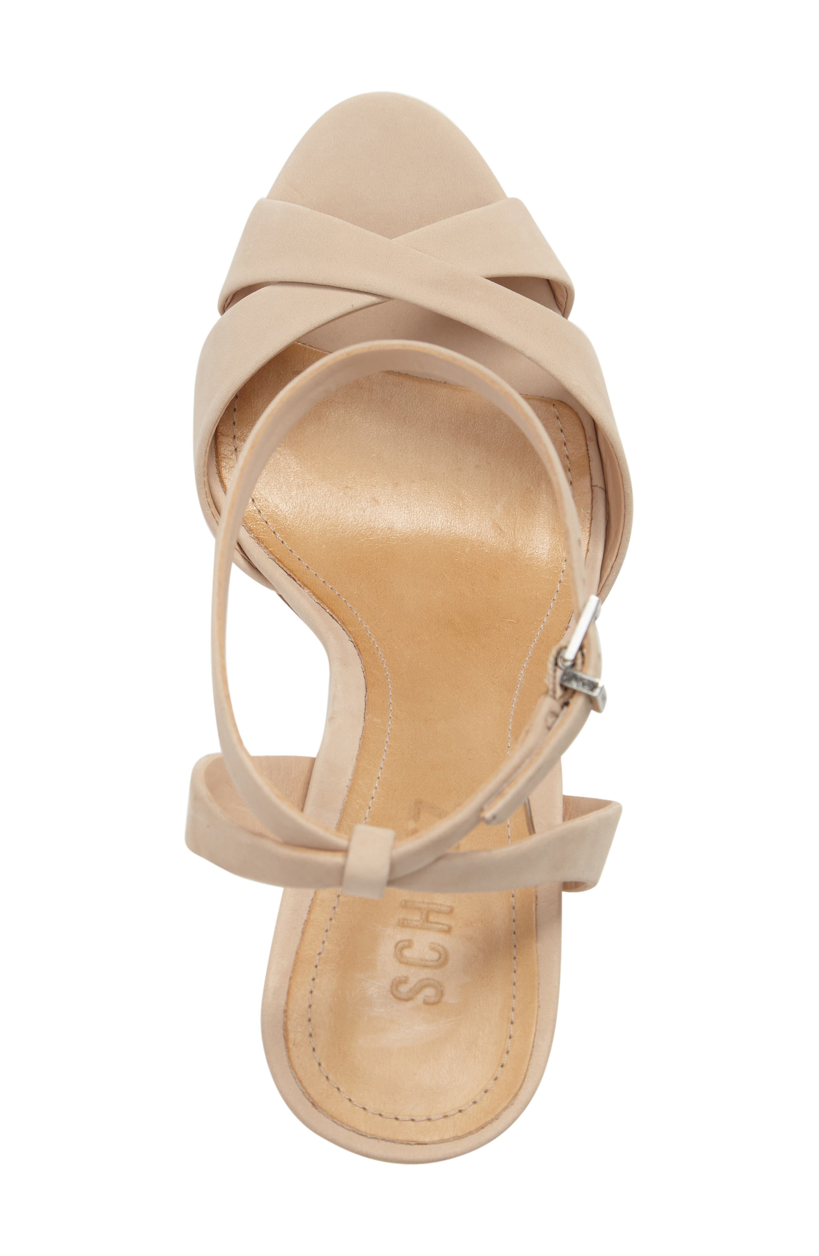 Olyvia Cross Toe Sandal,                             Alternate thumbnail 10, color,