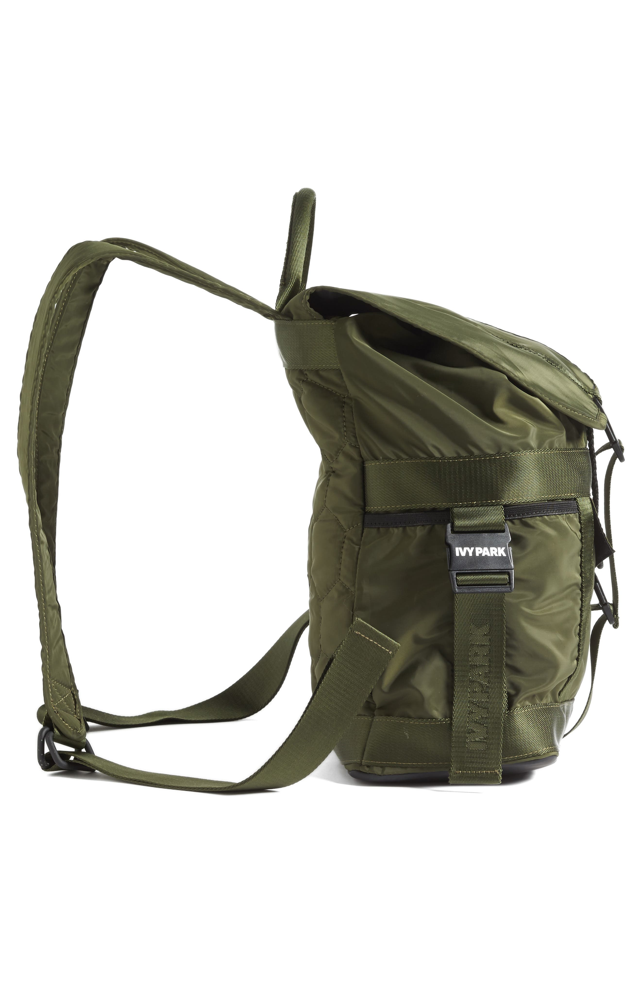 Parachute Strap Backpack,                             Alternate thumbnail 5, color,                             310