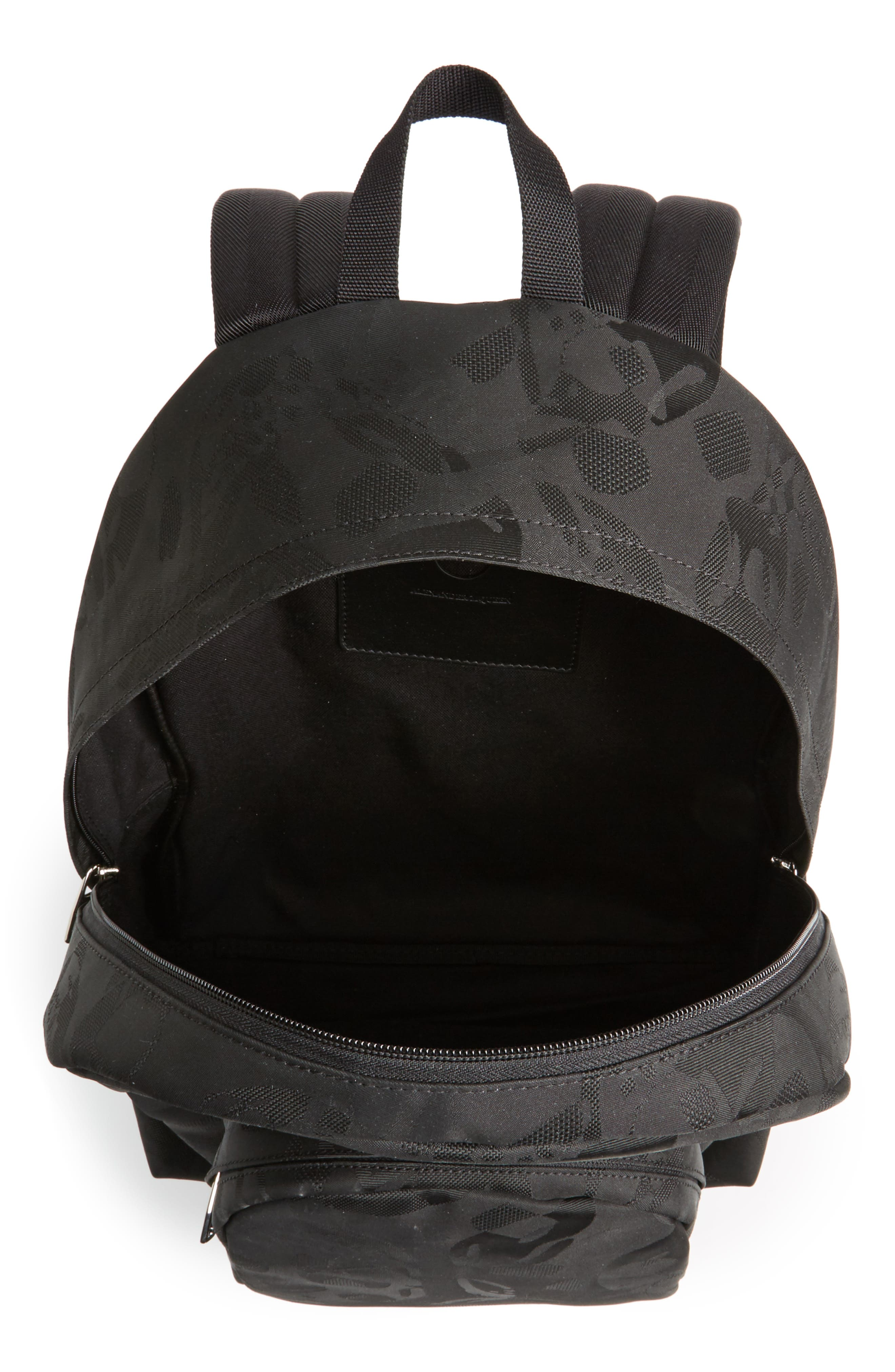 Small Backpack,                             Alternate thumbnail 4, color,                             001
