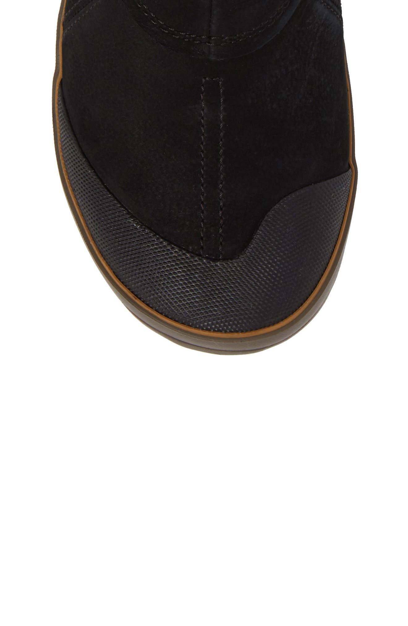 Elsa Premium Tall Waterproof Boot,                             Alternate thumbnail 5, color,                             001