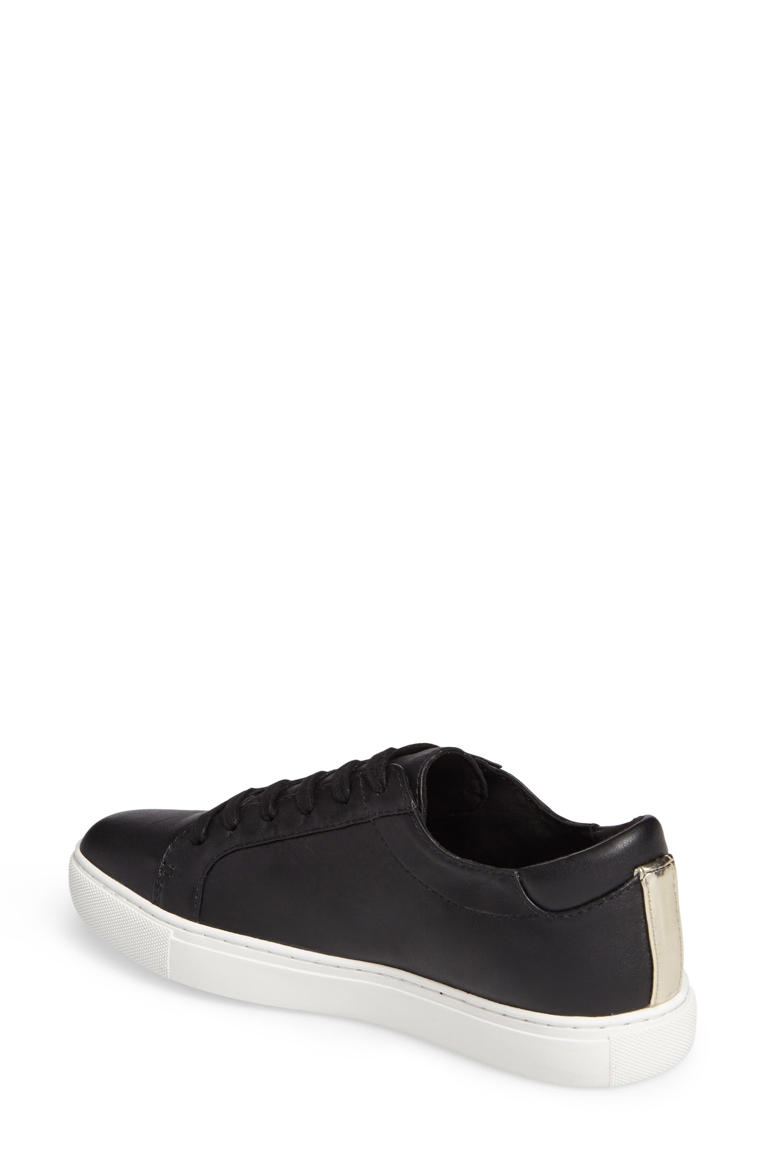 Kam NYC Sneaker,                             Alternate thumbnail 2, color,                             001