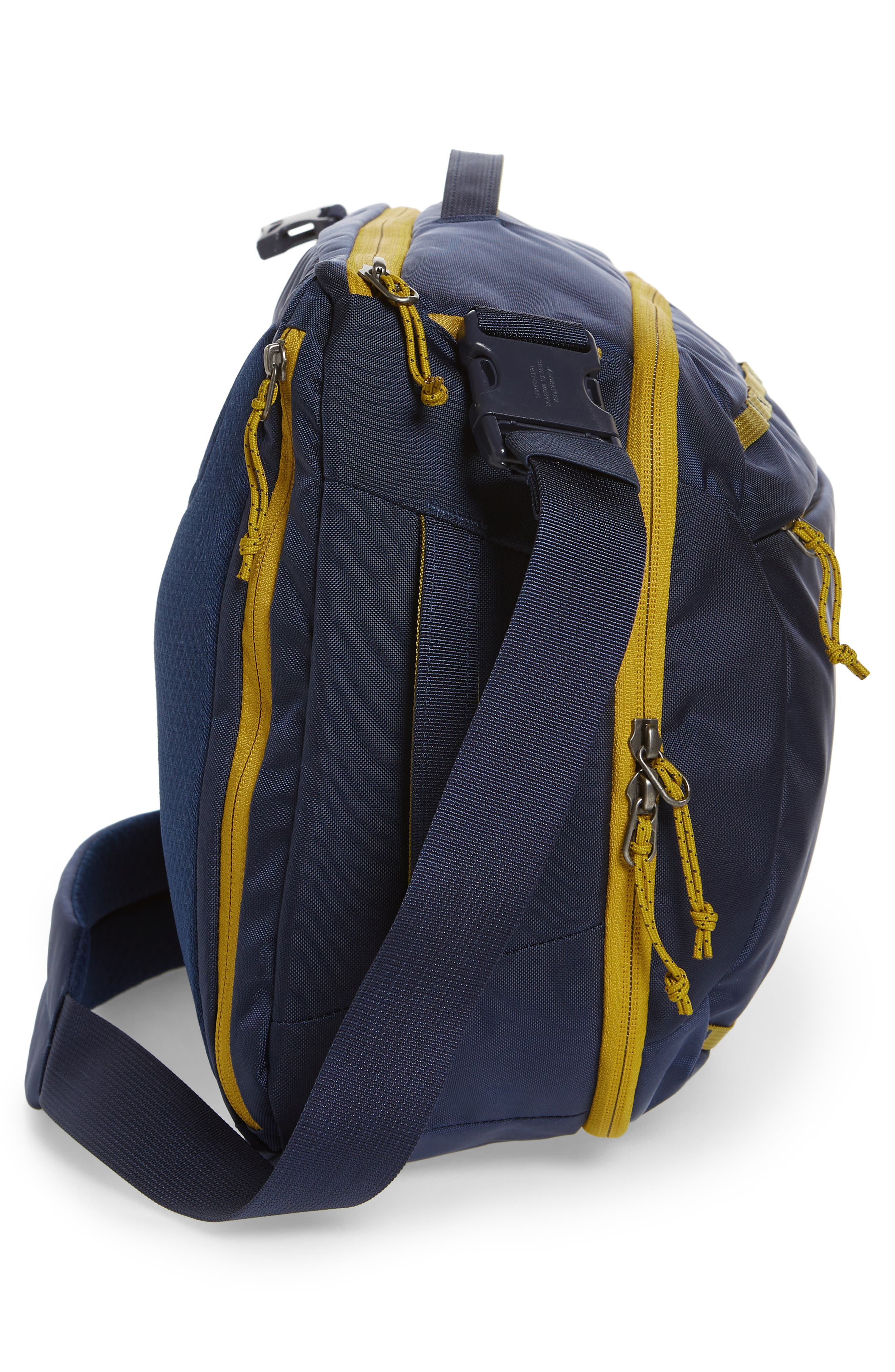 PATAGONIA,                             Tres 25-Liter Convertible Backpack,                             Alternate thumbnail 6, color,                             CLASSIC NAVY
