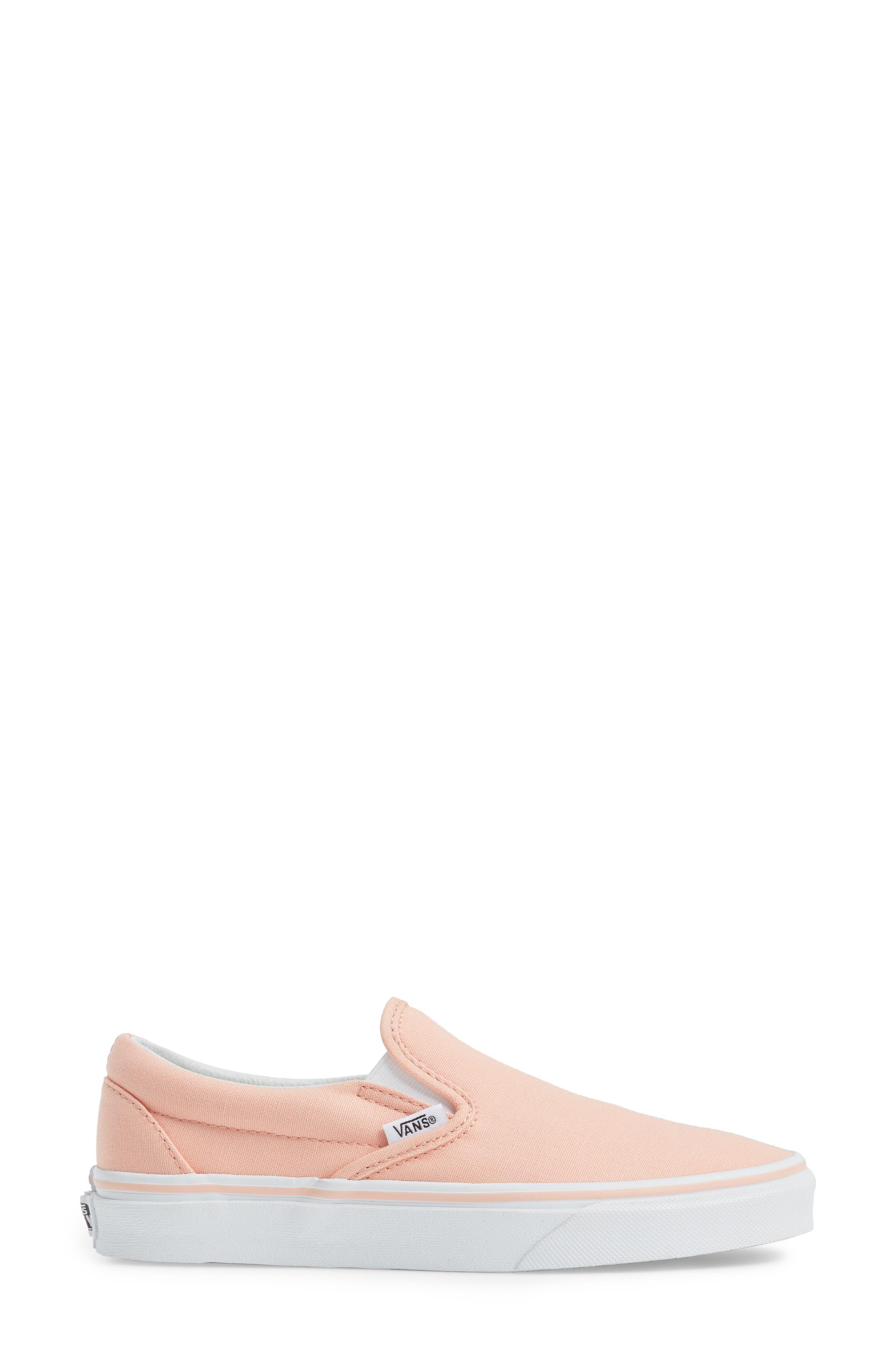 Classic Slip-On Sneaker,                             Alternate thumbnail 255, color,