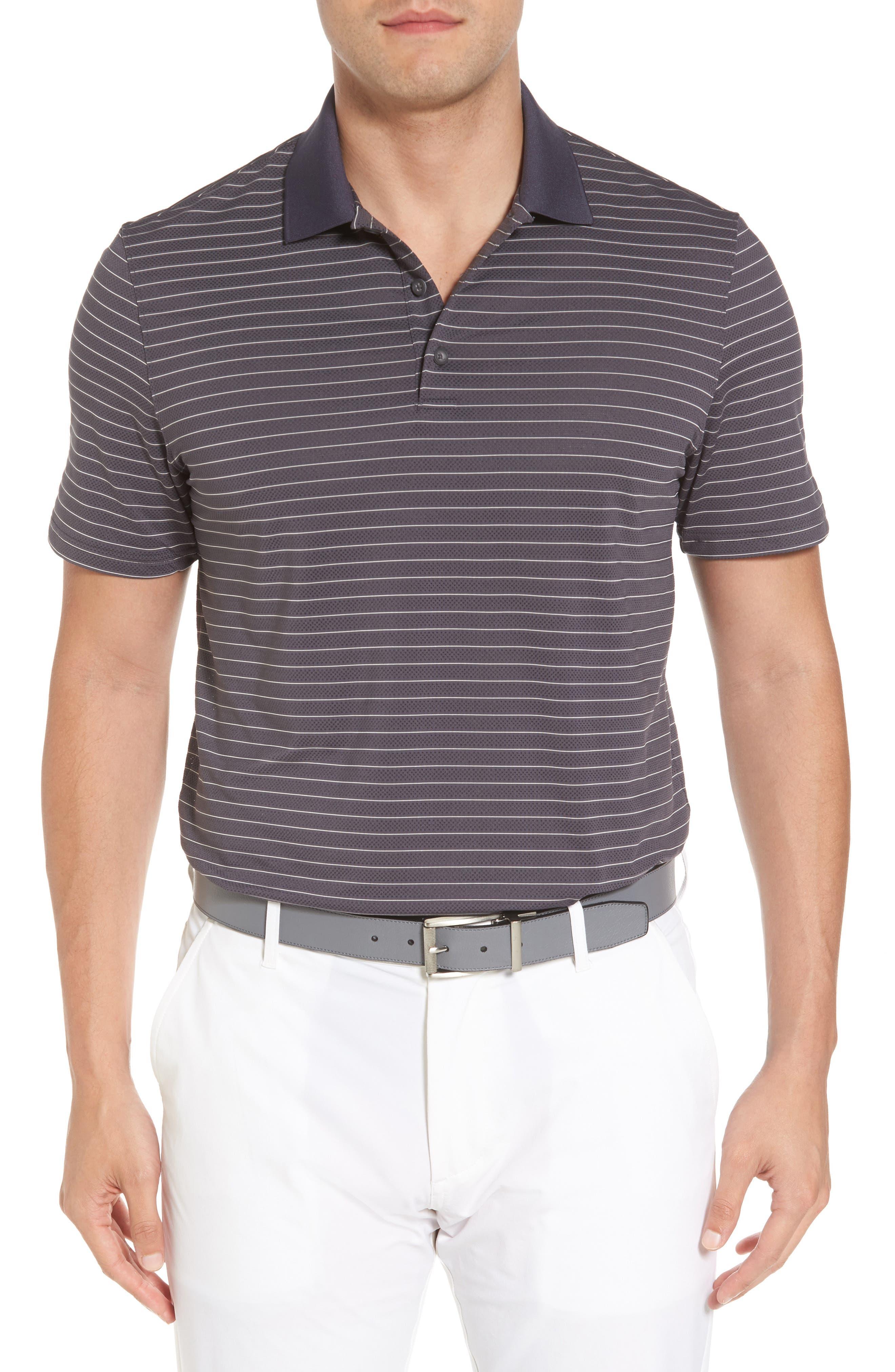 Trexler Stripe Polo,                         Main,                         color,