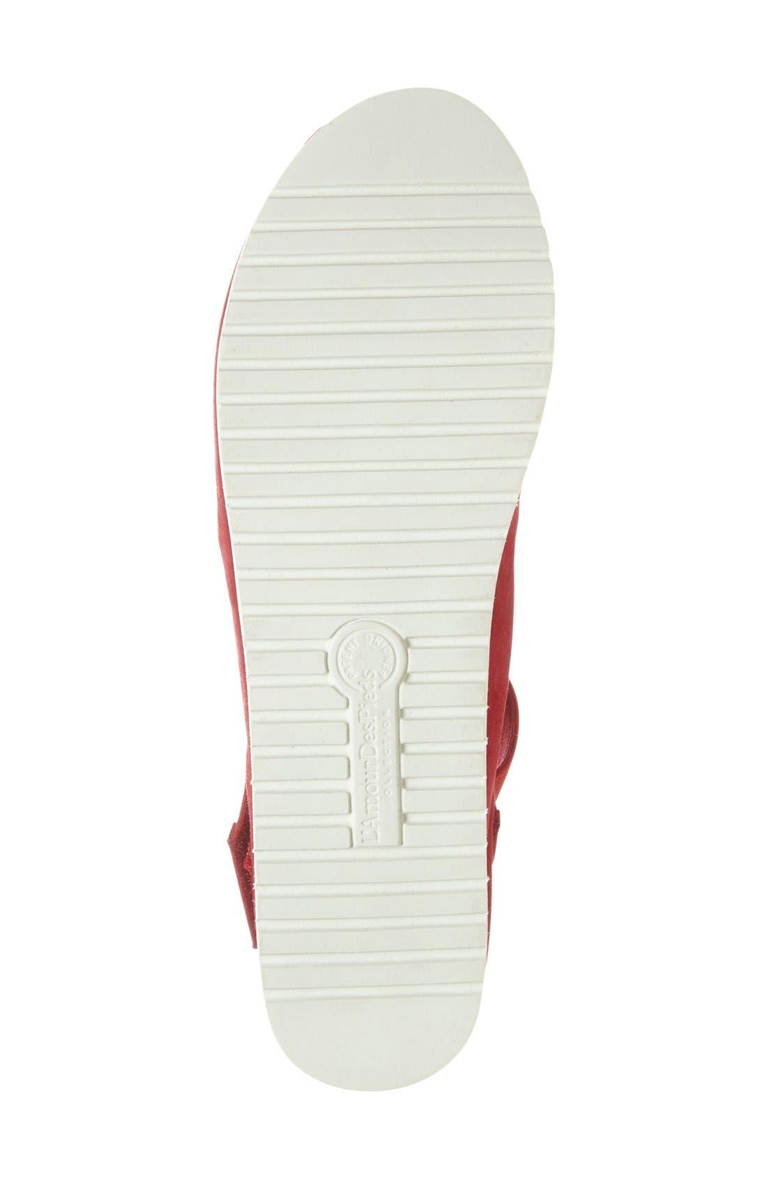 'Amadour' Platform Sandal,                             Alternate thumbnail 51, color,