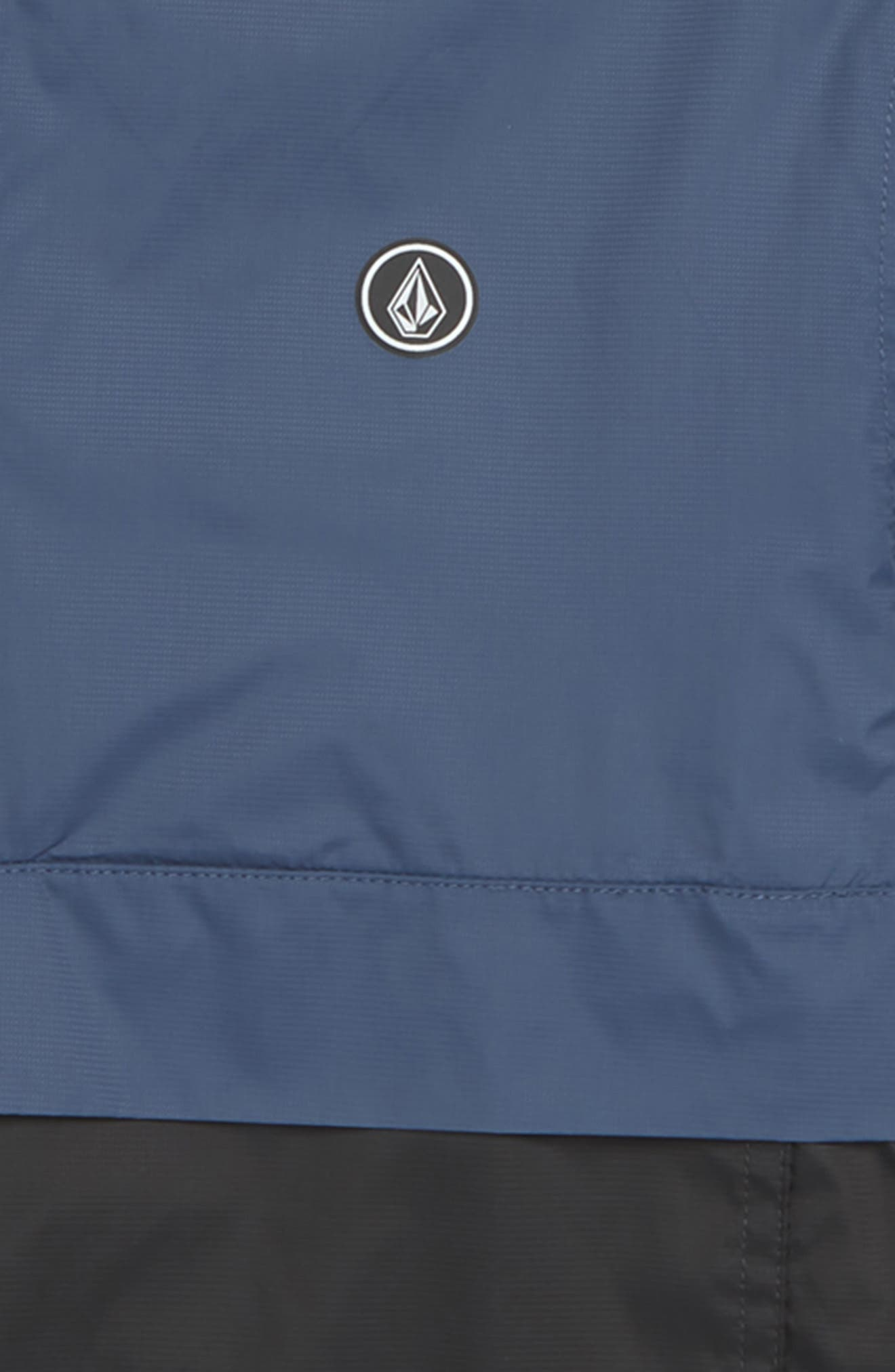 Halfmont Hooded Pullover,                             Alternate thumbnail 2, color,                             DEEP BLUE