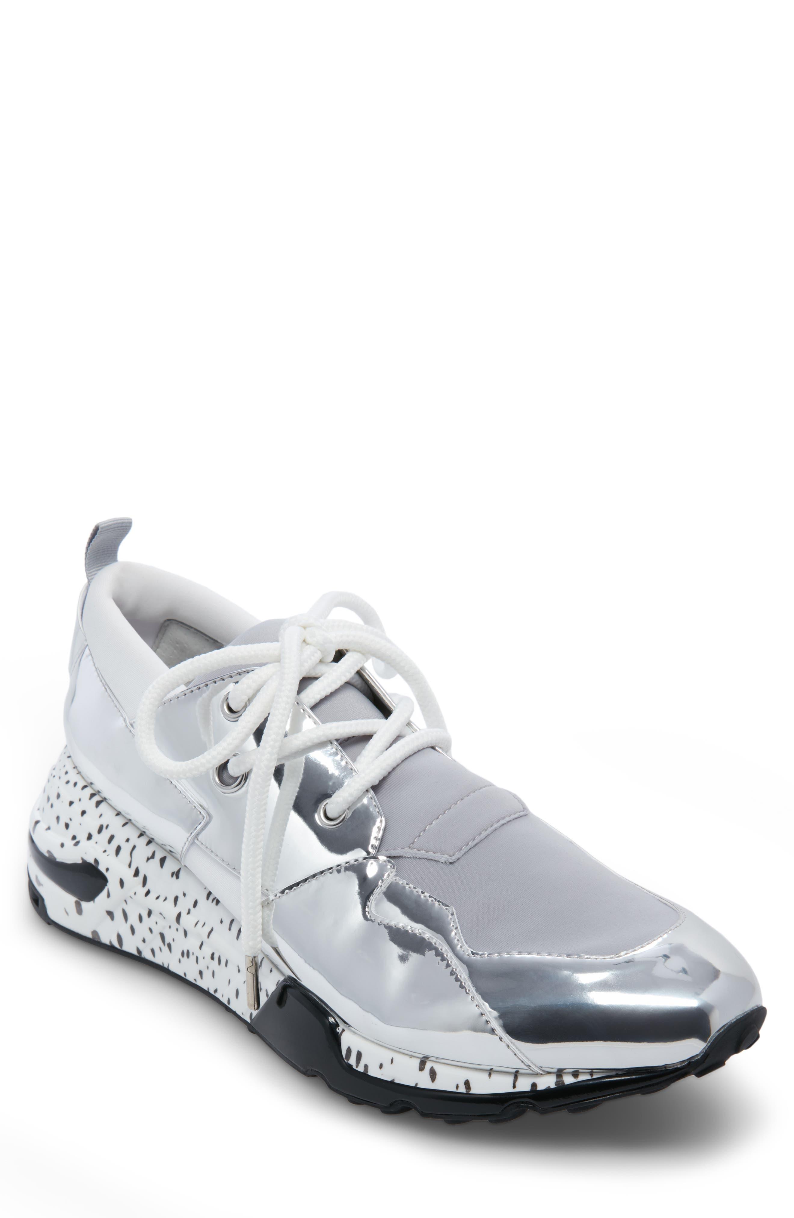 Ridge Sneaker,                         Main,                         color, SILVER MULTI