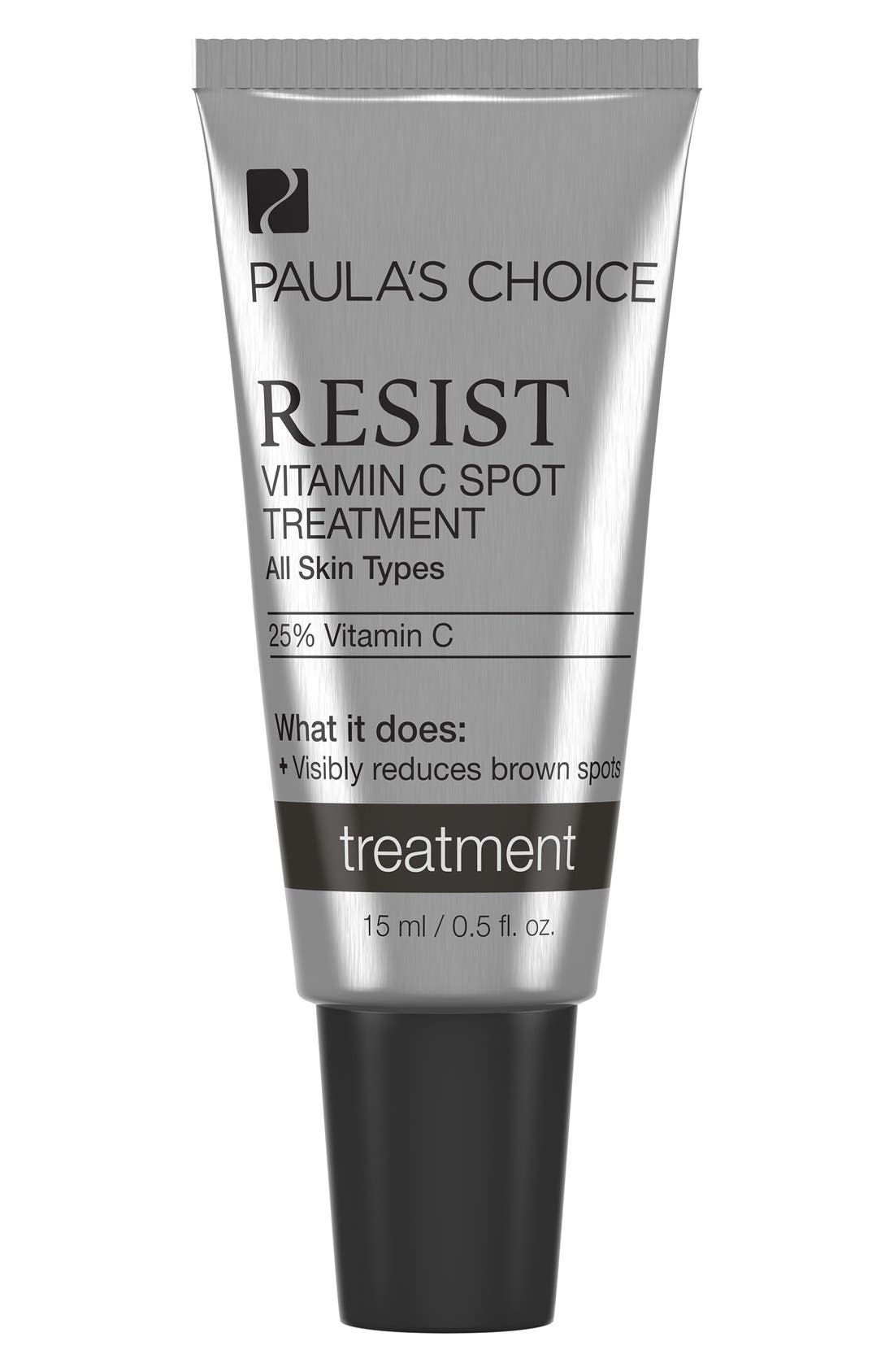 Resist Vitamin C Spot Treatment,                             Main thumbnail 1, color,                             000