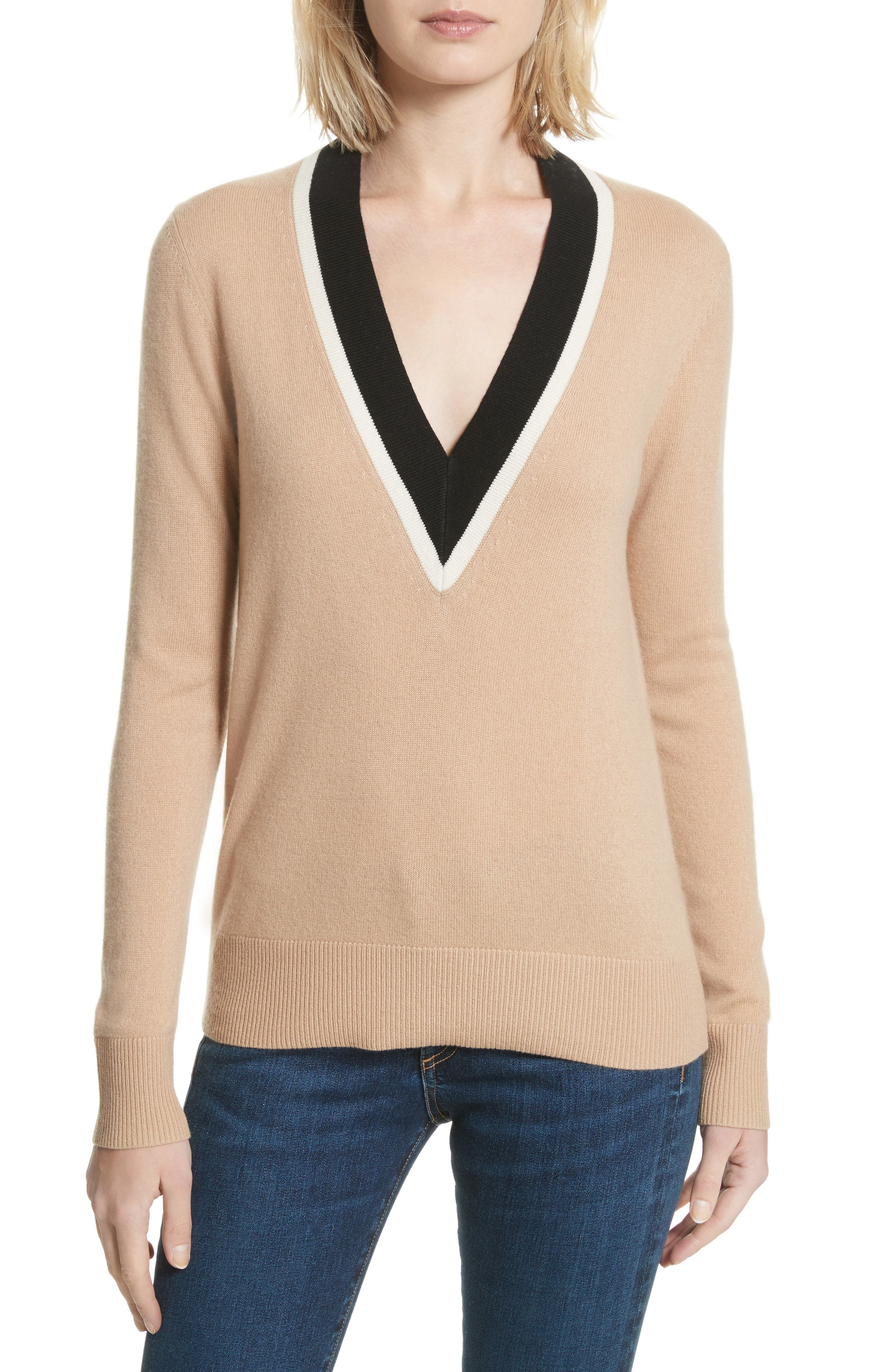 Barrett Cashmere Sweater,                             Main thumbnail 2, color,