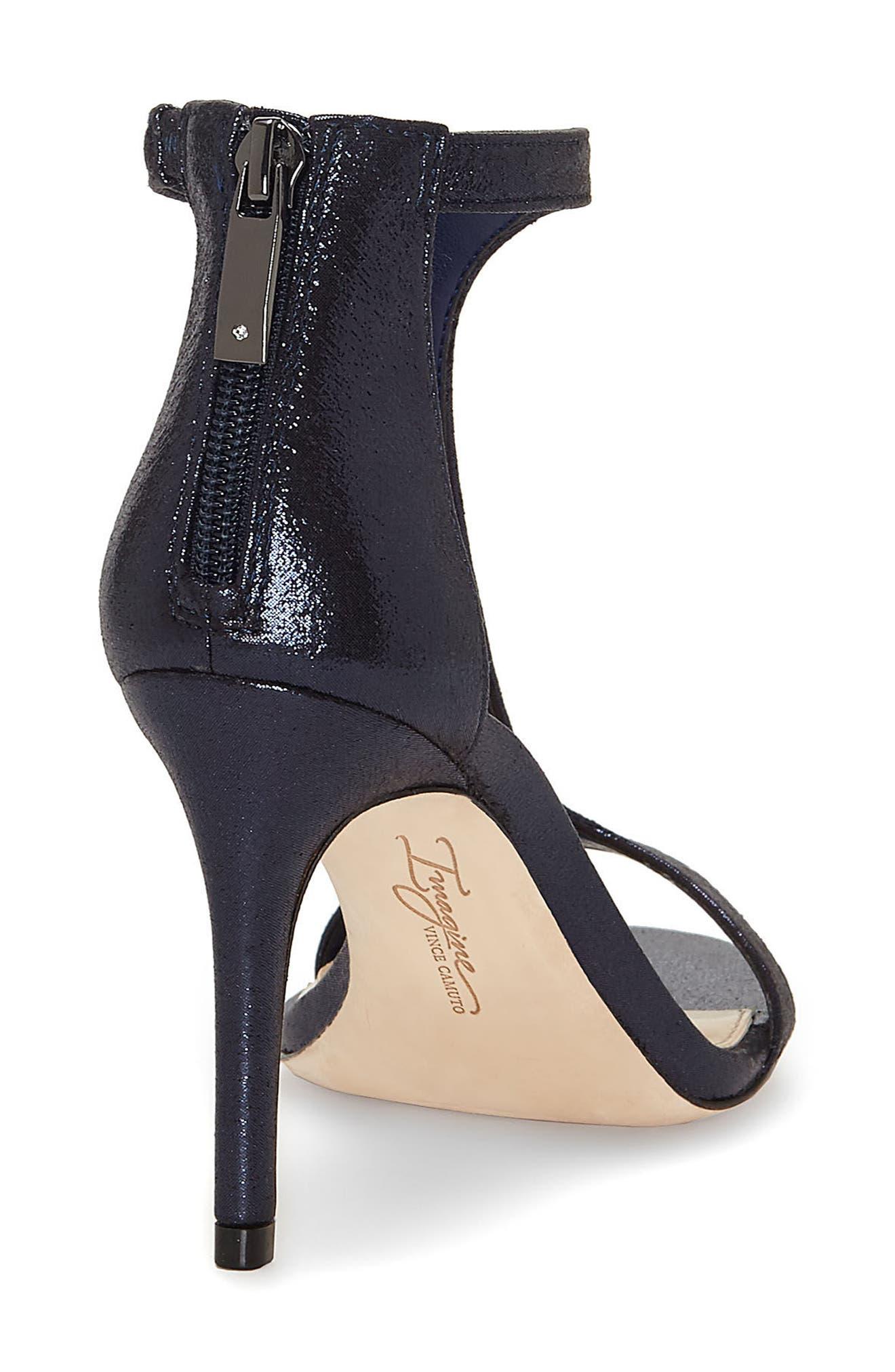 'Phoebe' Embellished T-Strap Sandal,                             Alternate thumbnail 14, color,
