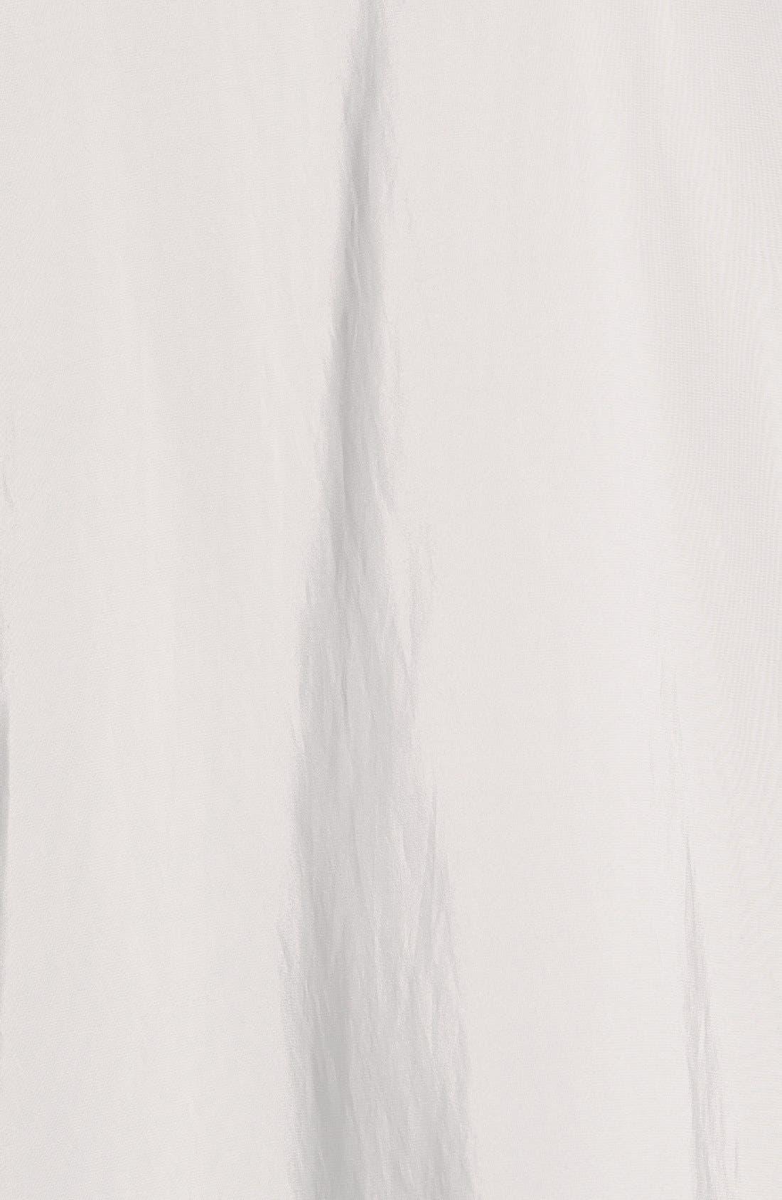 'Mini Donatella' Reversible Pleat Hood Packable Travel Coat,                             Alternate thumbnail 34, color,