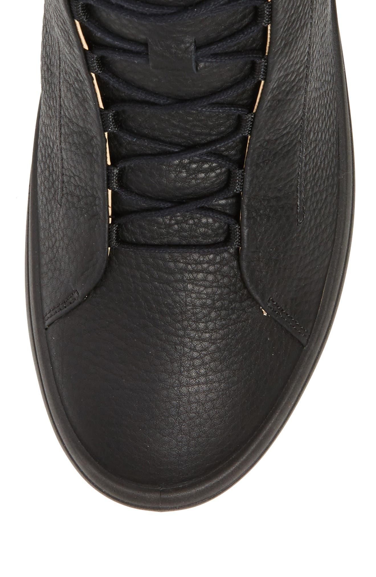 Kinhin Mid Sneaker,                             Alternate thumbnail 5, color,                             013
