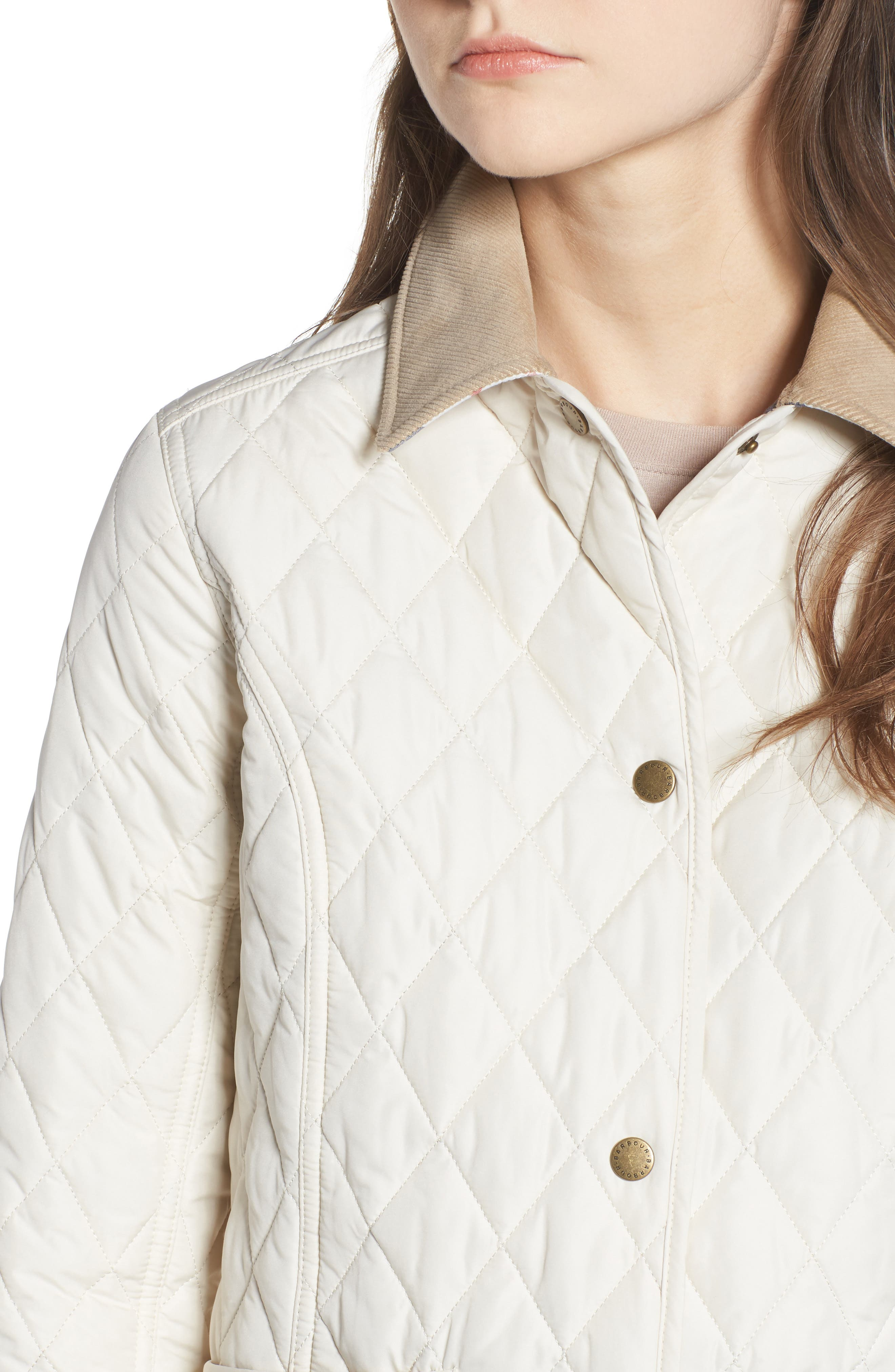 Spring Annandale Quilted Jacket,                             Alternate thumbnail 16, color,