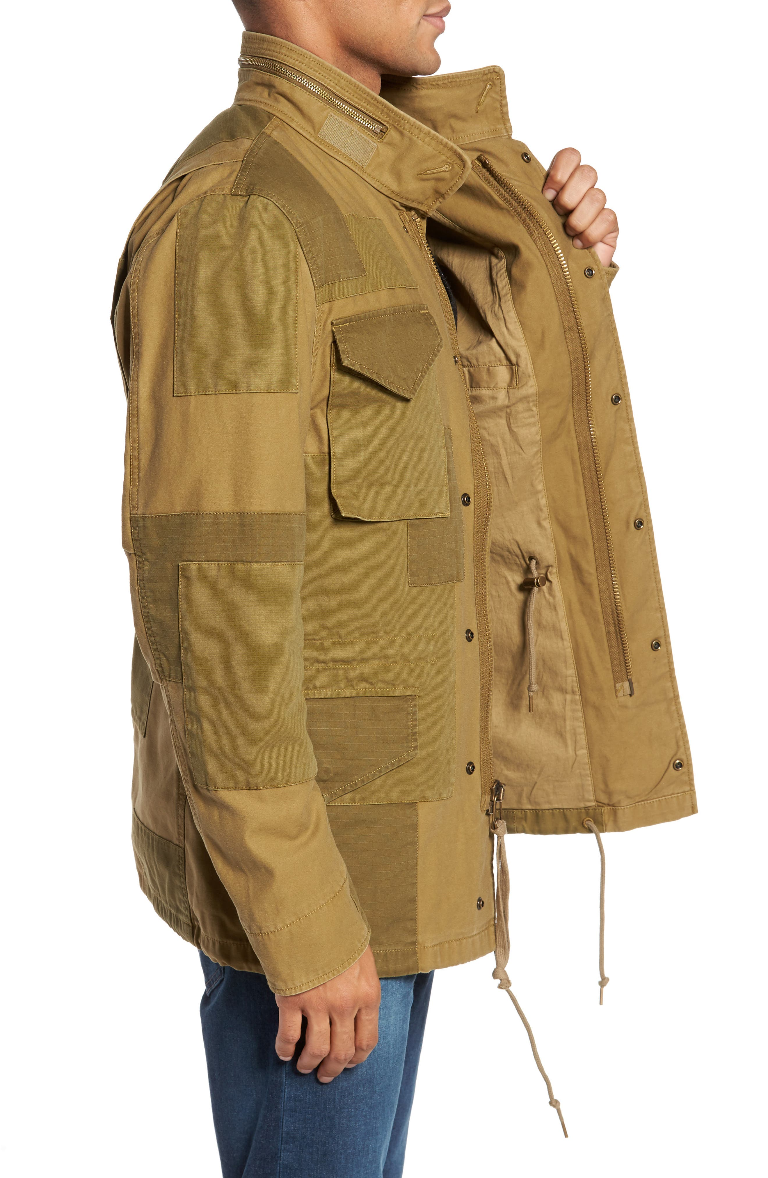 M-65 Construct Field Jacket,                             Alternate thumbnail 3, color,                             263