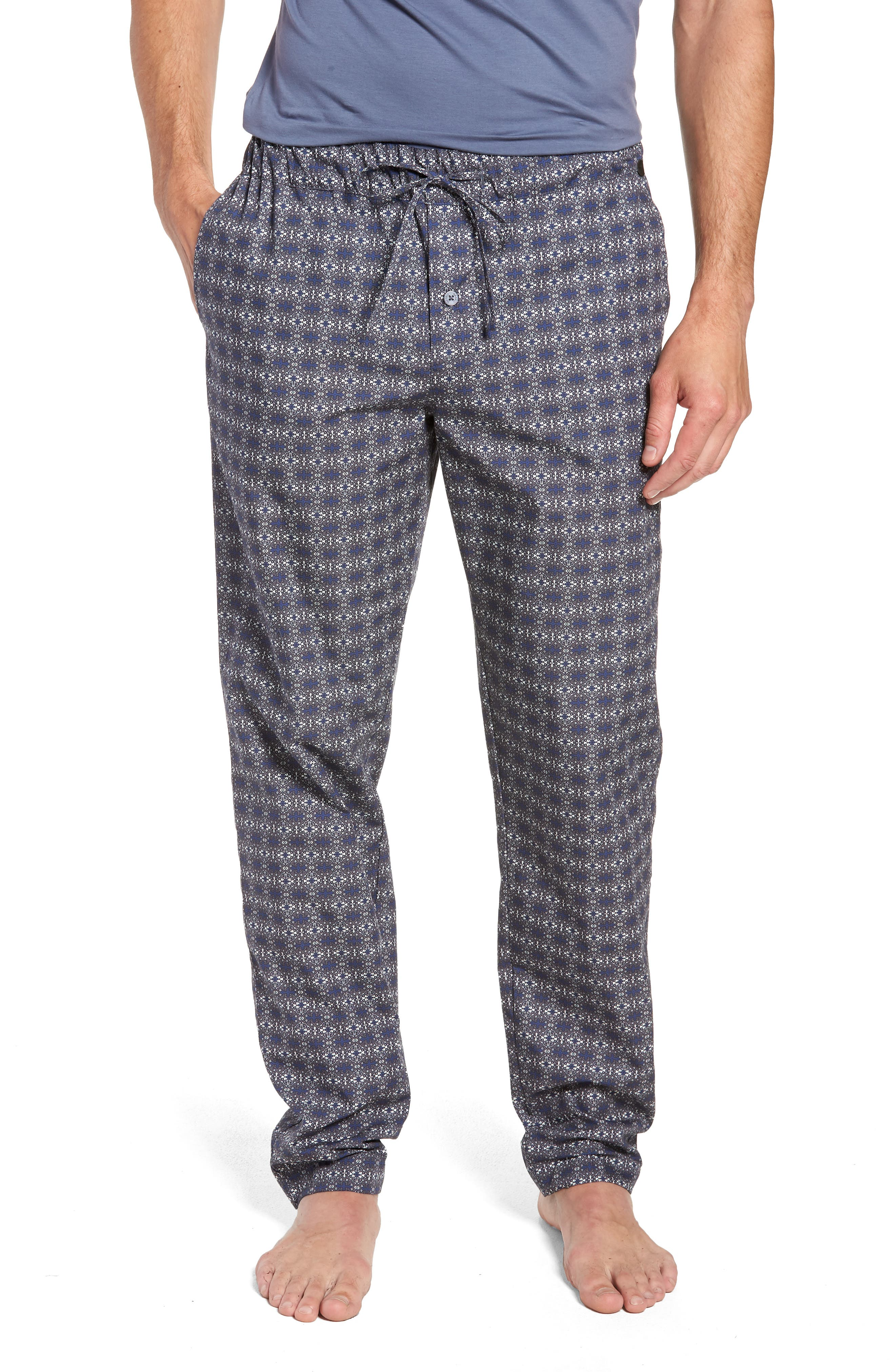 Night & Day Woven Lounge Pants,                         Main,                         color, MINIMAL ORNAMENT