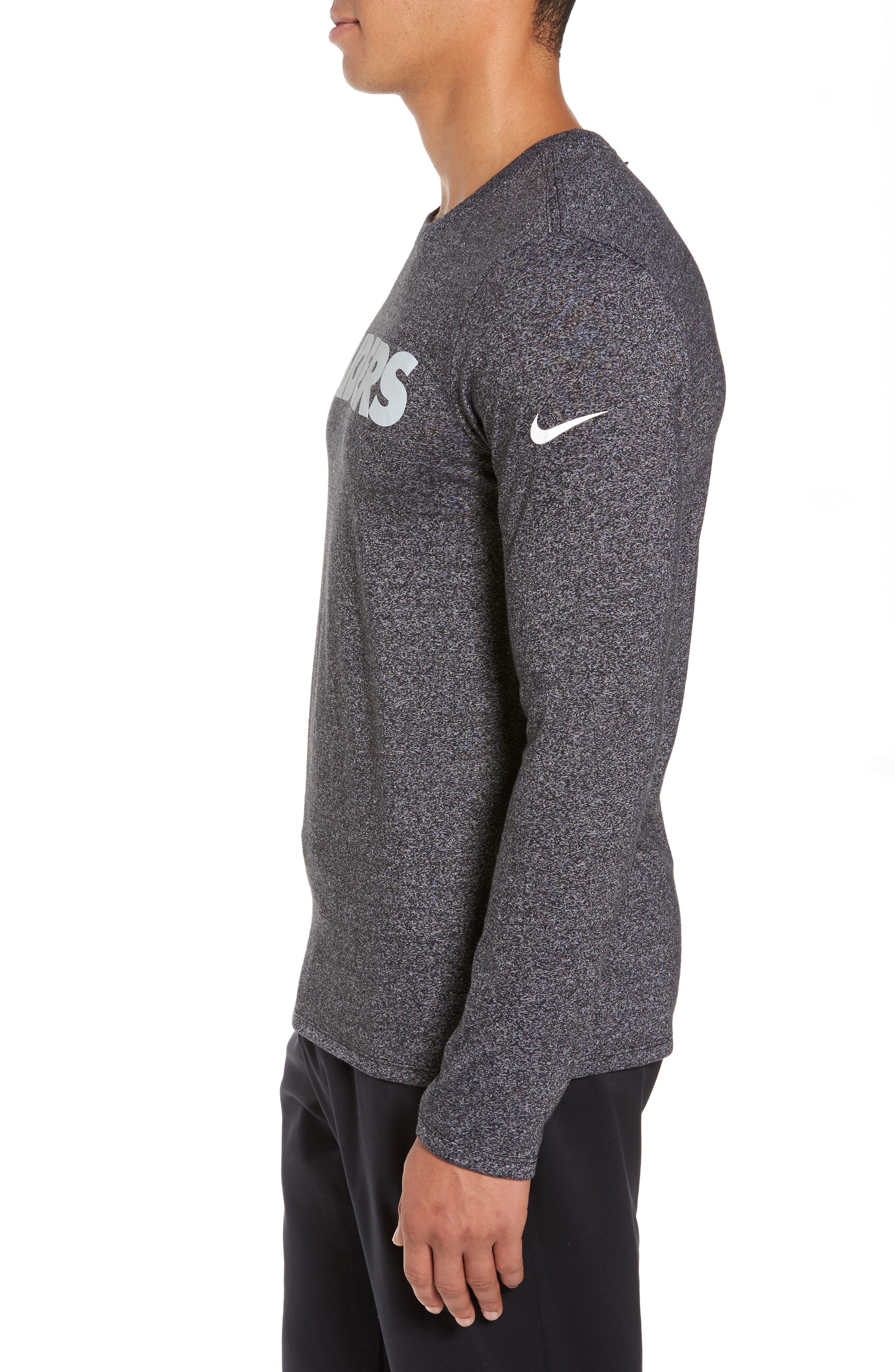 NFL Graphic Long Sleeve T-Shirt,                             Alternate thumbnail 17, color,