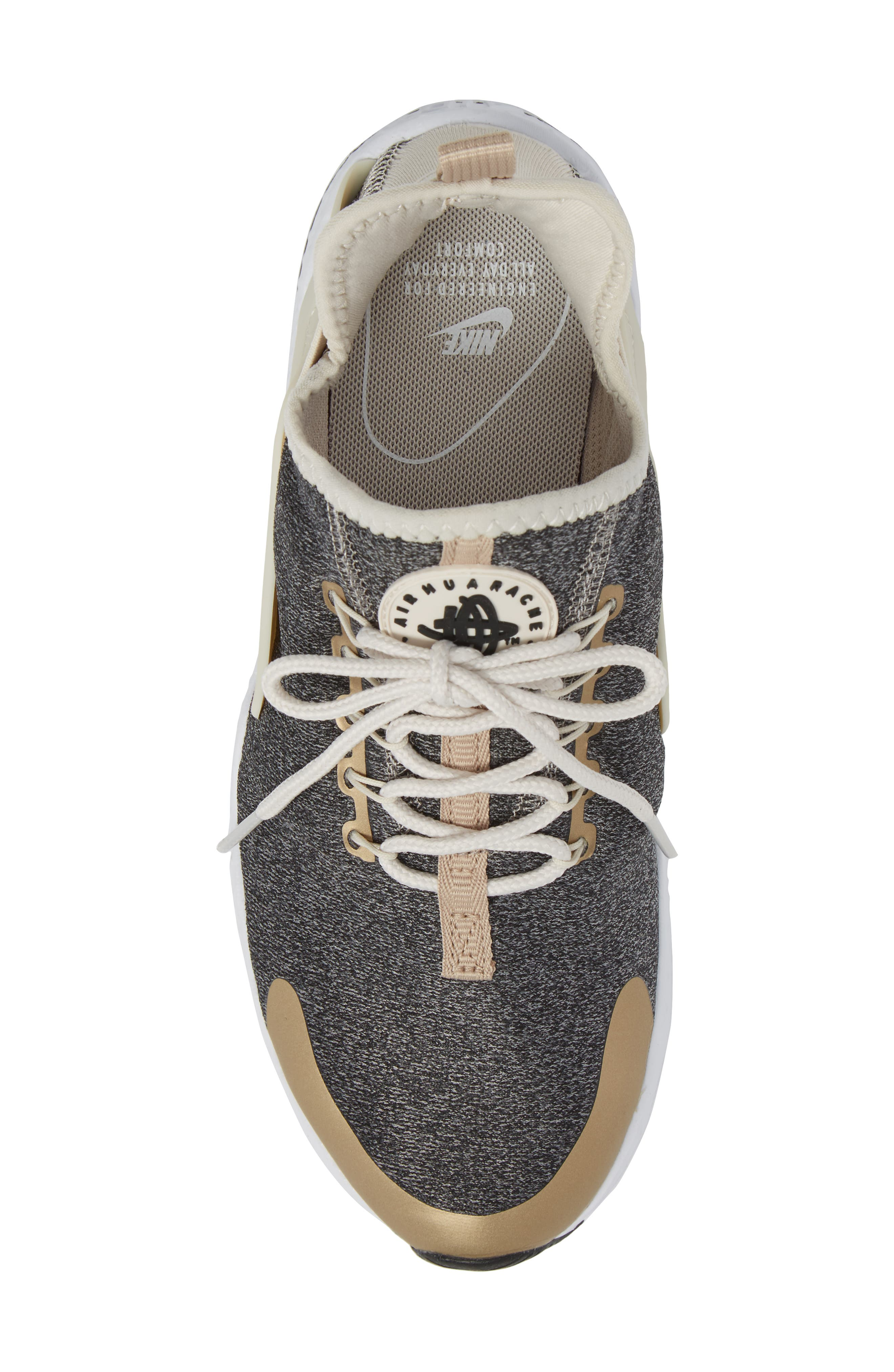 'Air Huarache Run Ultra SE' Sneaker,                             Alternate thumbnail 5, color,                             285