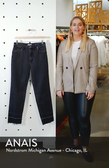 Heritage High Waist Crop Jeans, sales video thumbnail