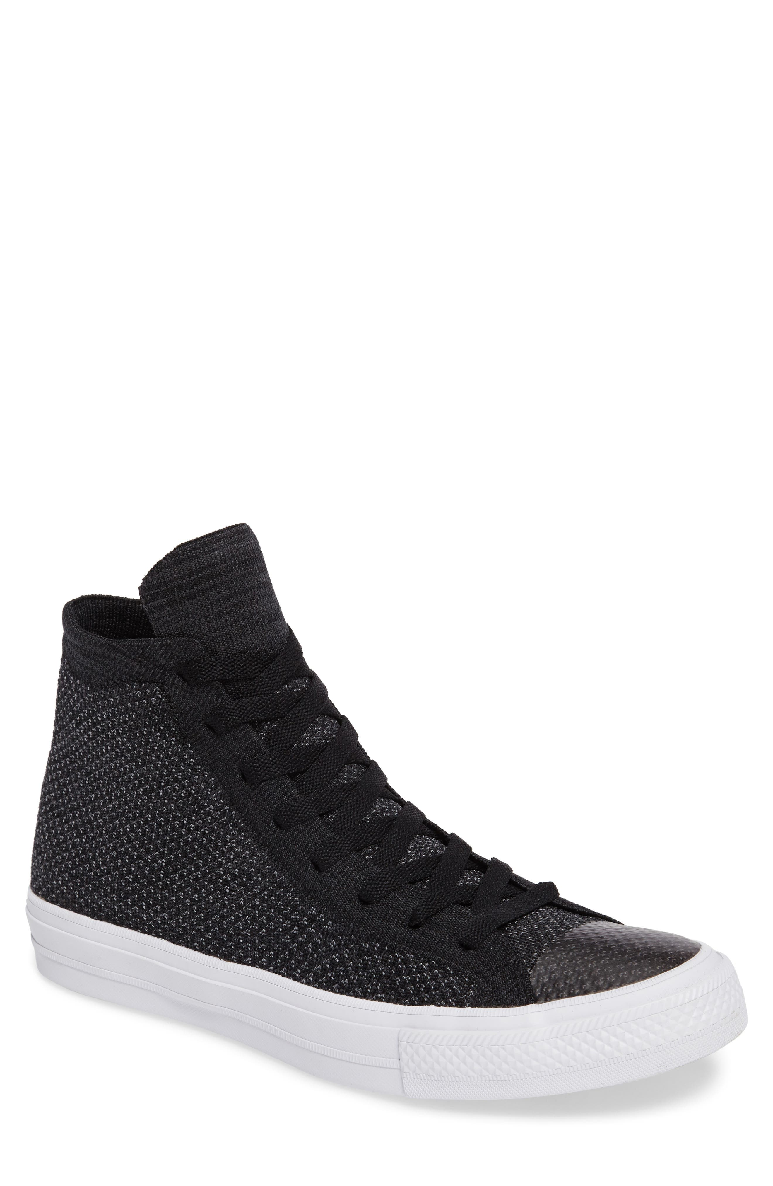 Chuck Taylor<sup>®</sup> All Star<sup>®</sup> Flyknit Hi Sneaker,                         Main,                         color,