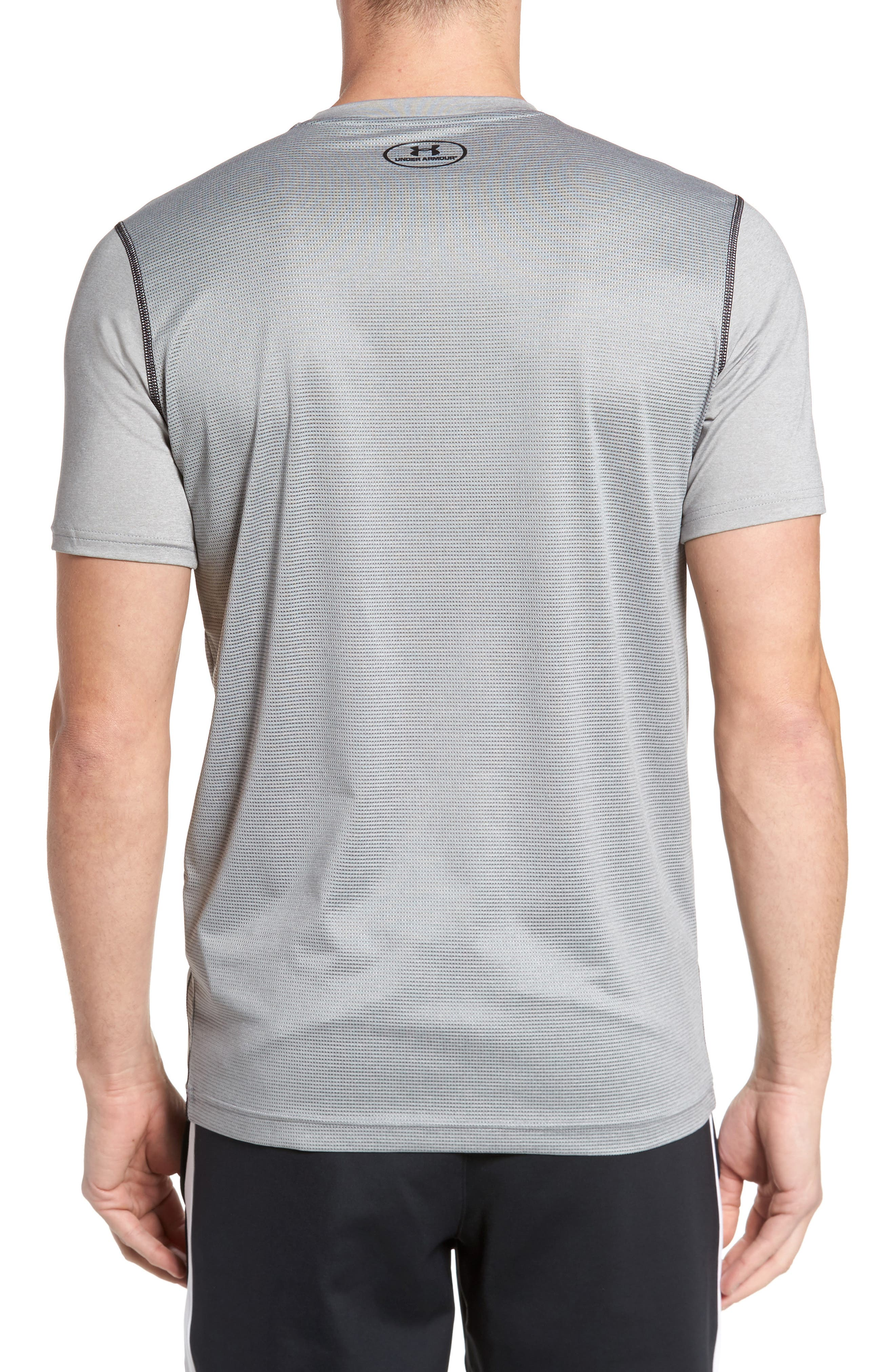 'Raid' HeatGear<sup>®</sup> Training T-Shirt,                             Alternate thumbnail 26, color,