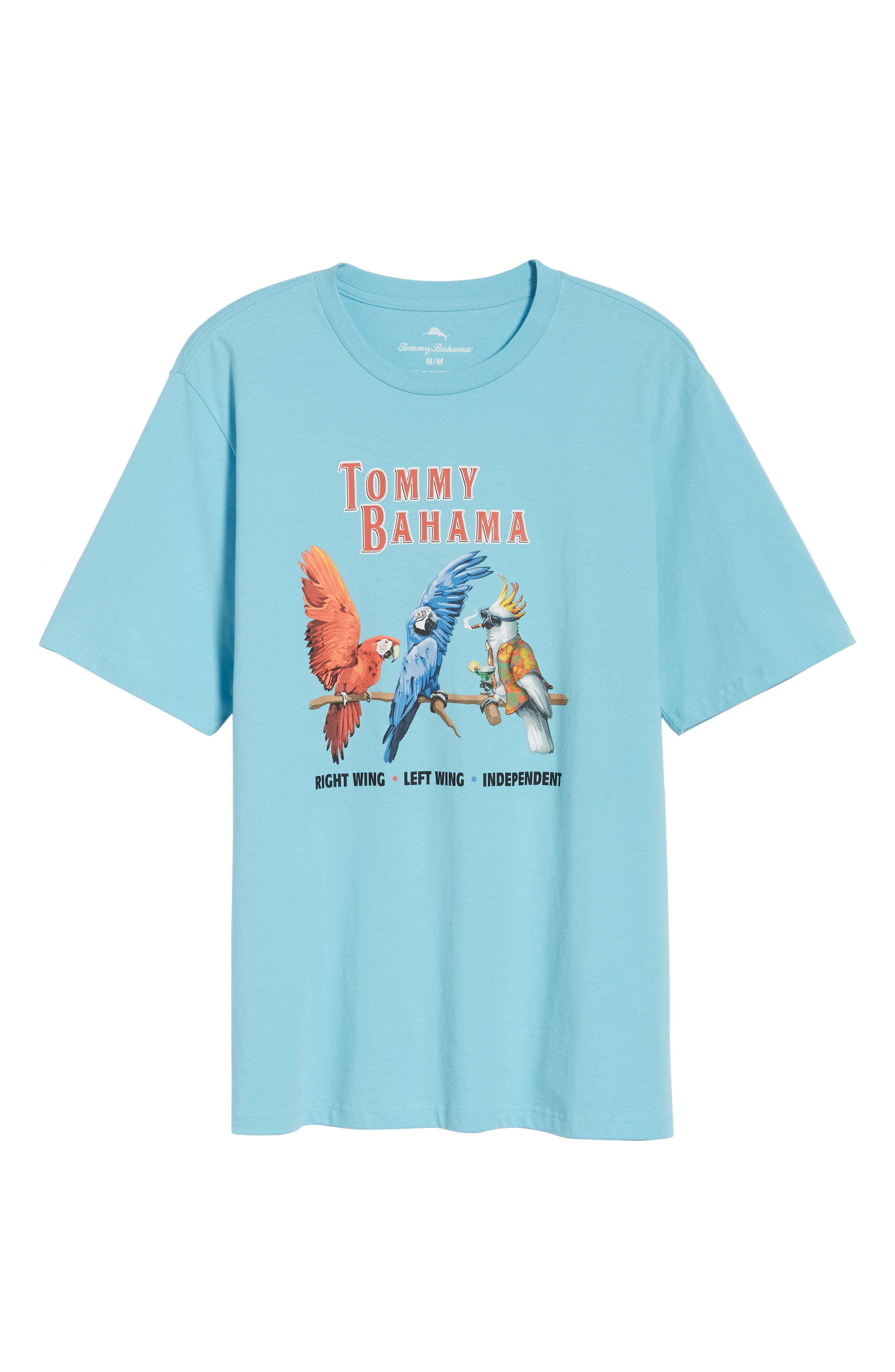Right Wing Left Wing Graphic T-Shirt,                             Alternate thumbnail 6, color,                             400