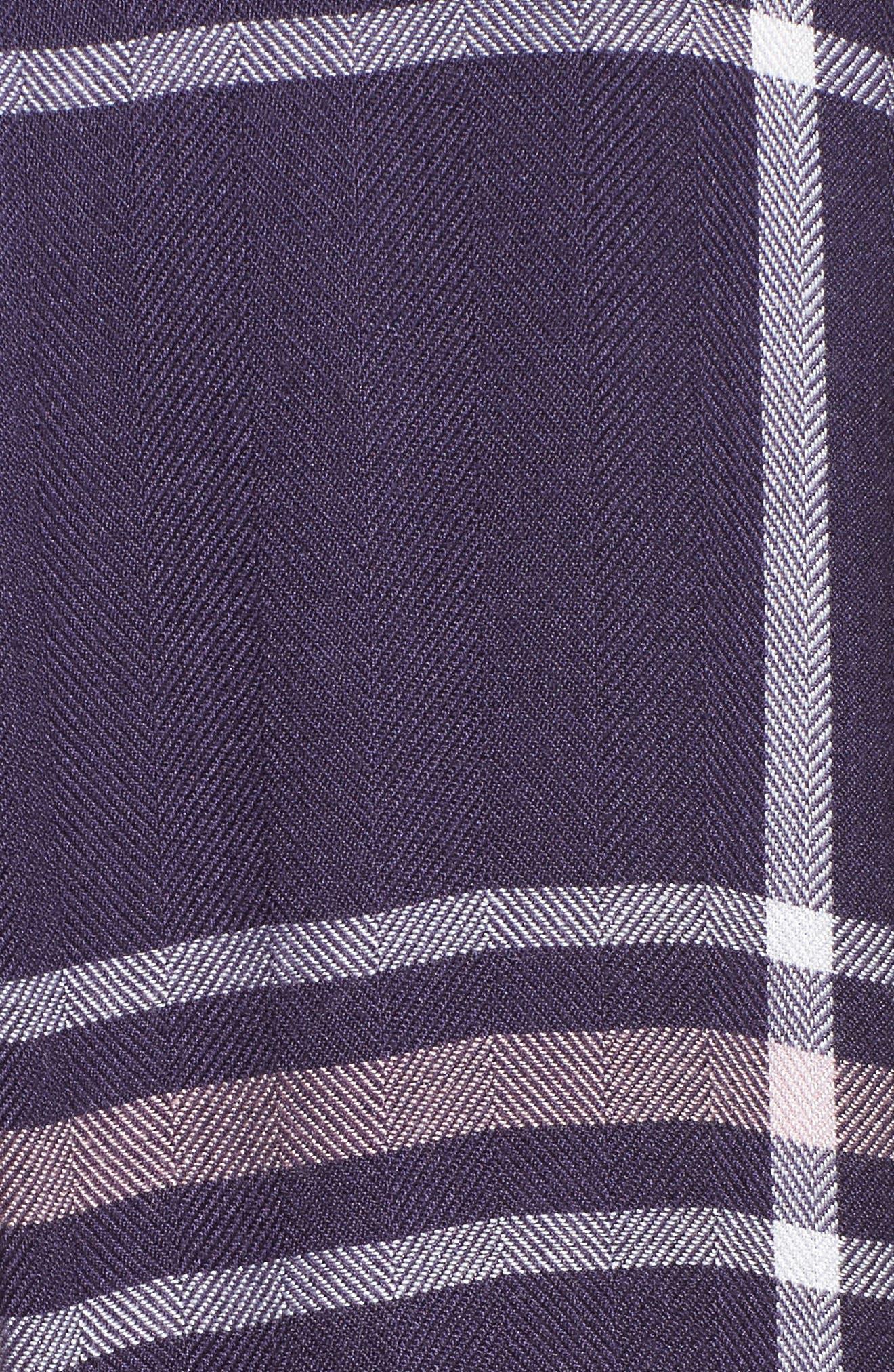 Hunter Plaid Shirt,                             Alternate thumbnail 587, color,