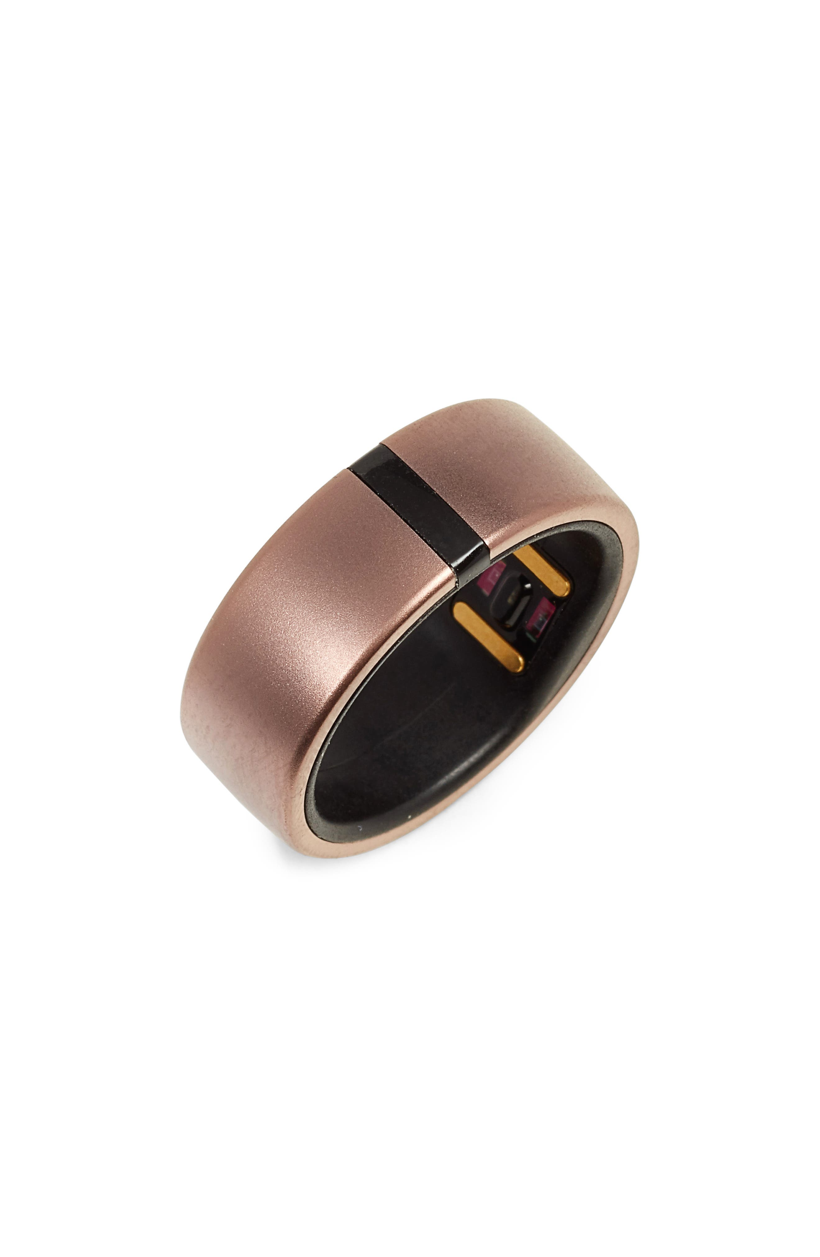 Fitness & Sleep Tracking Ring,                         Main,                         color, 650