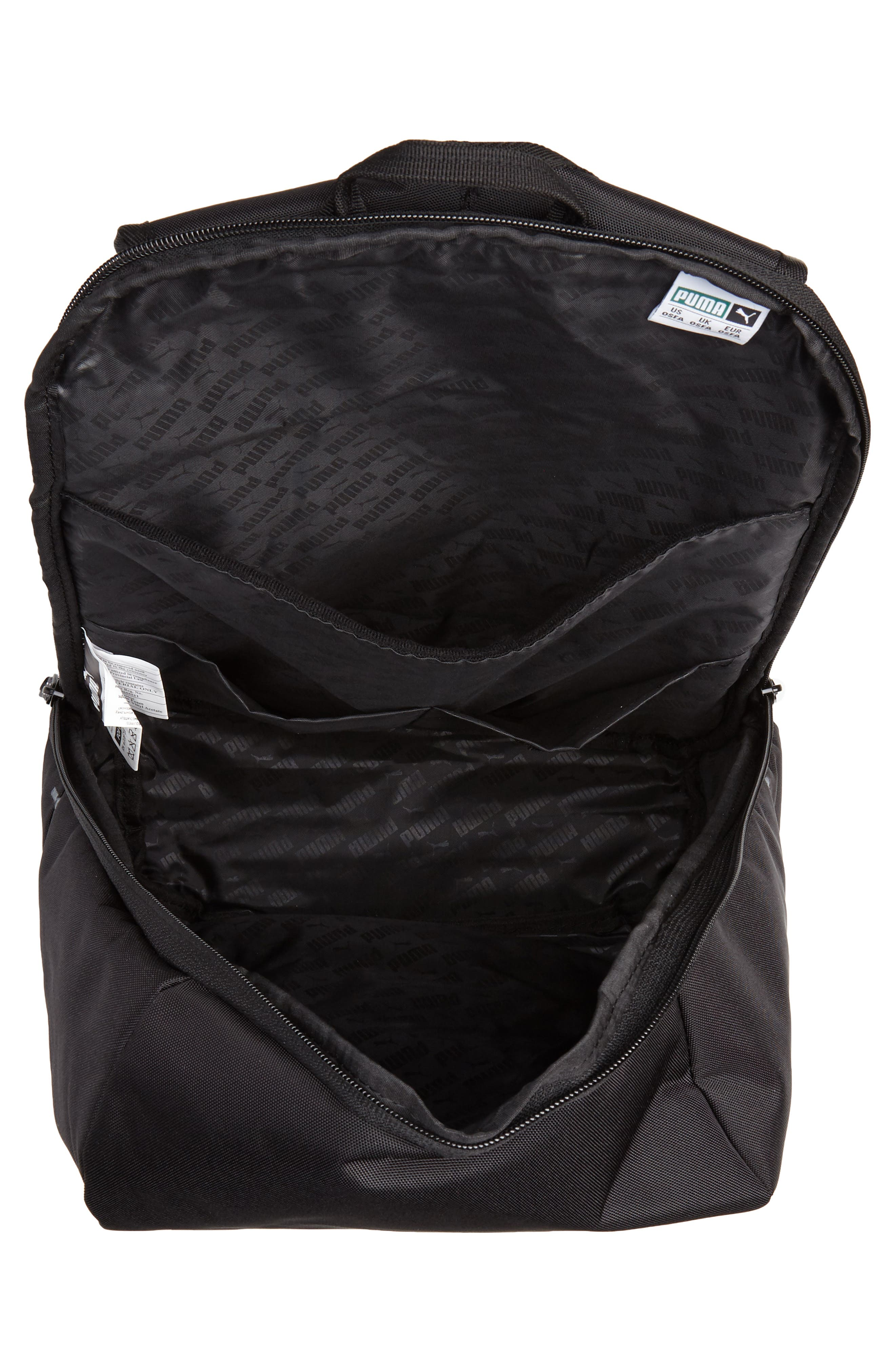 Ace Backpack,                             Alternate thumbnail 4, color,                             BLACK