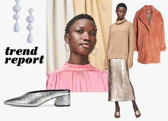 Trend Report: luxe minimalism.