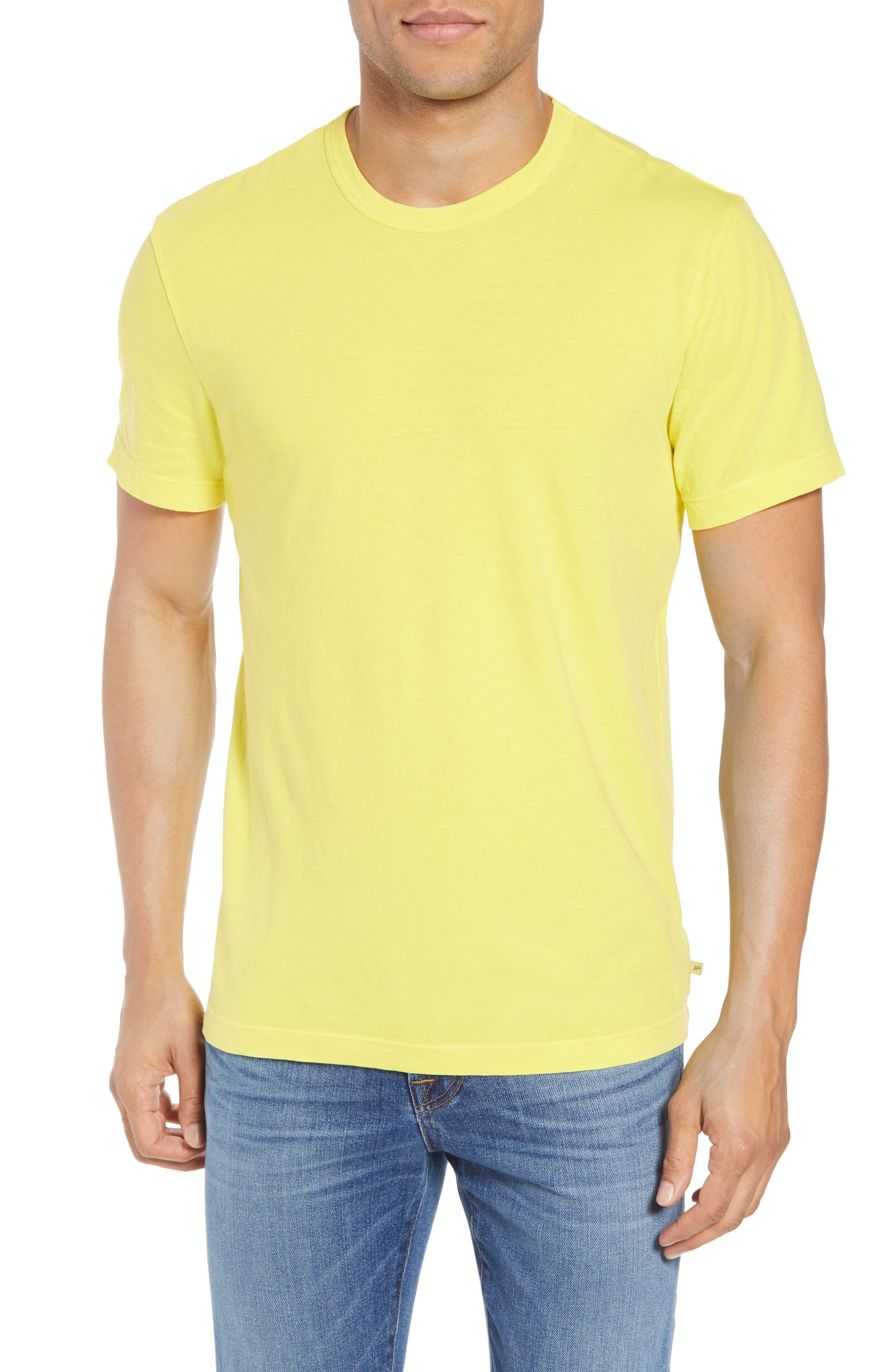 Crewneck Jersey T-Shirt,                             Alternate thumbnail 137, color,