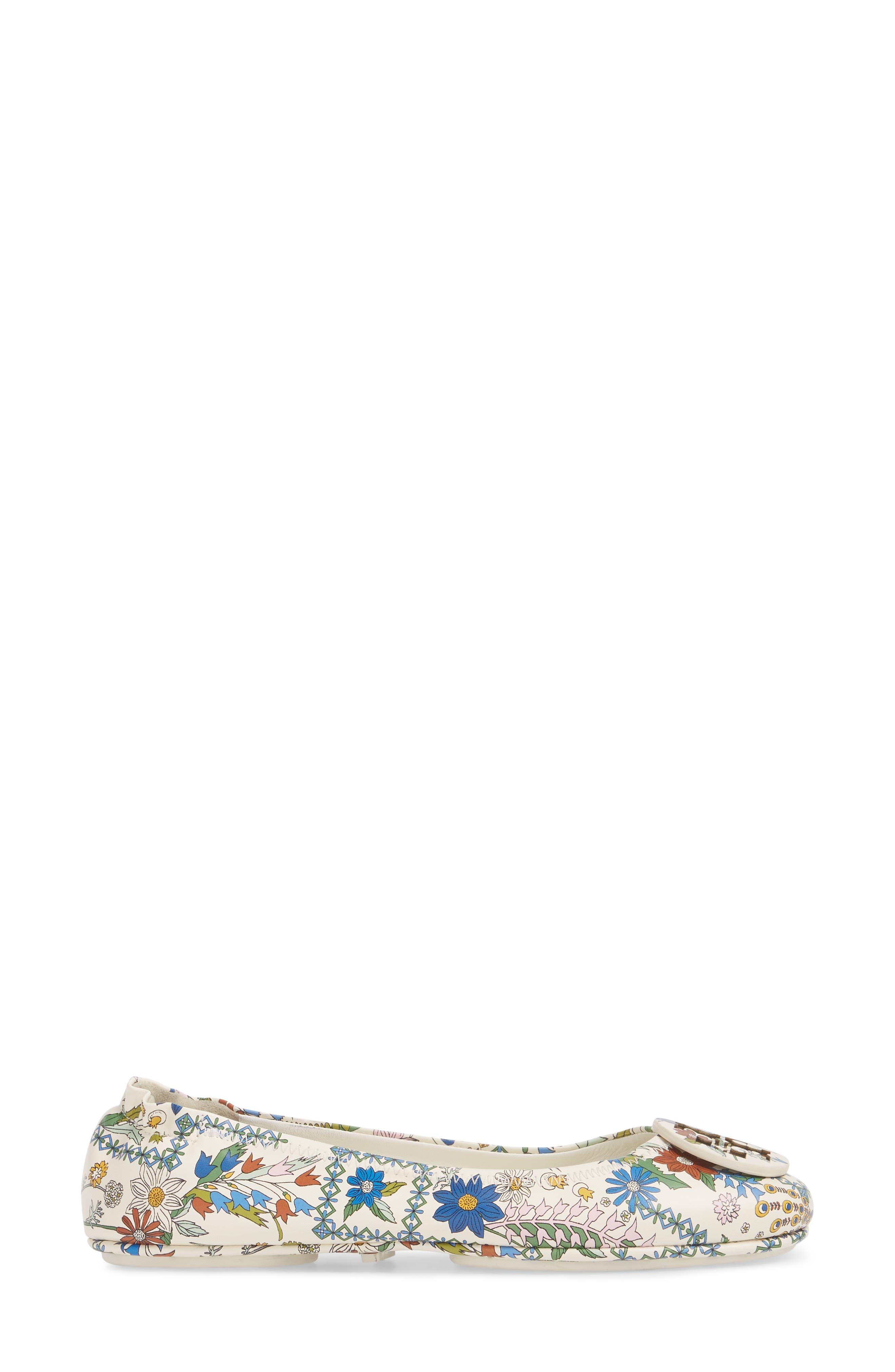 'Minnie' Travel Ballet Flat,                             Alternate thumbnail 153, color,