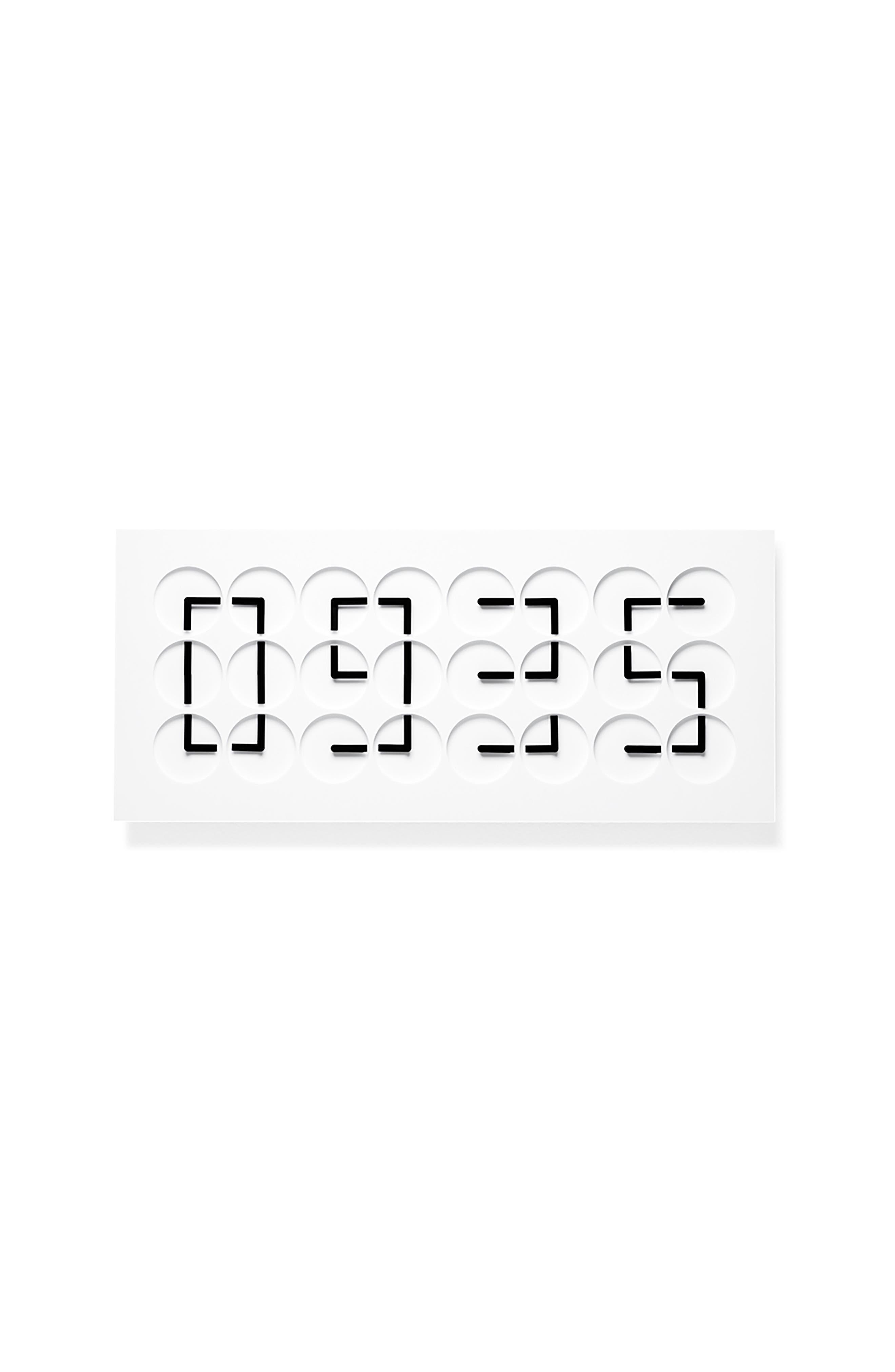 ClockClock 24 Digital Clock,                             Alternate thumbnail 2, color,                             100