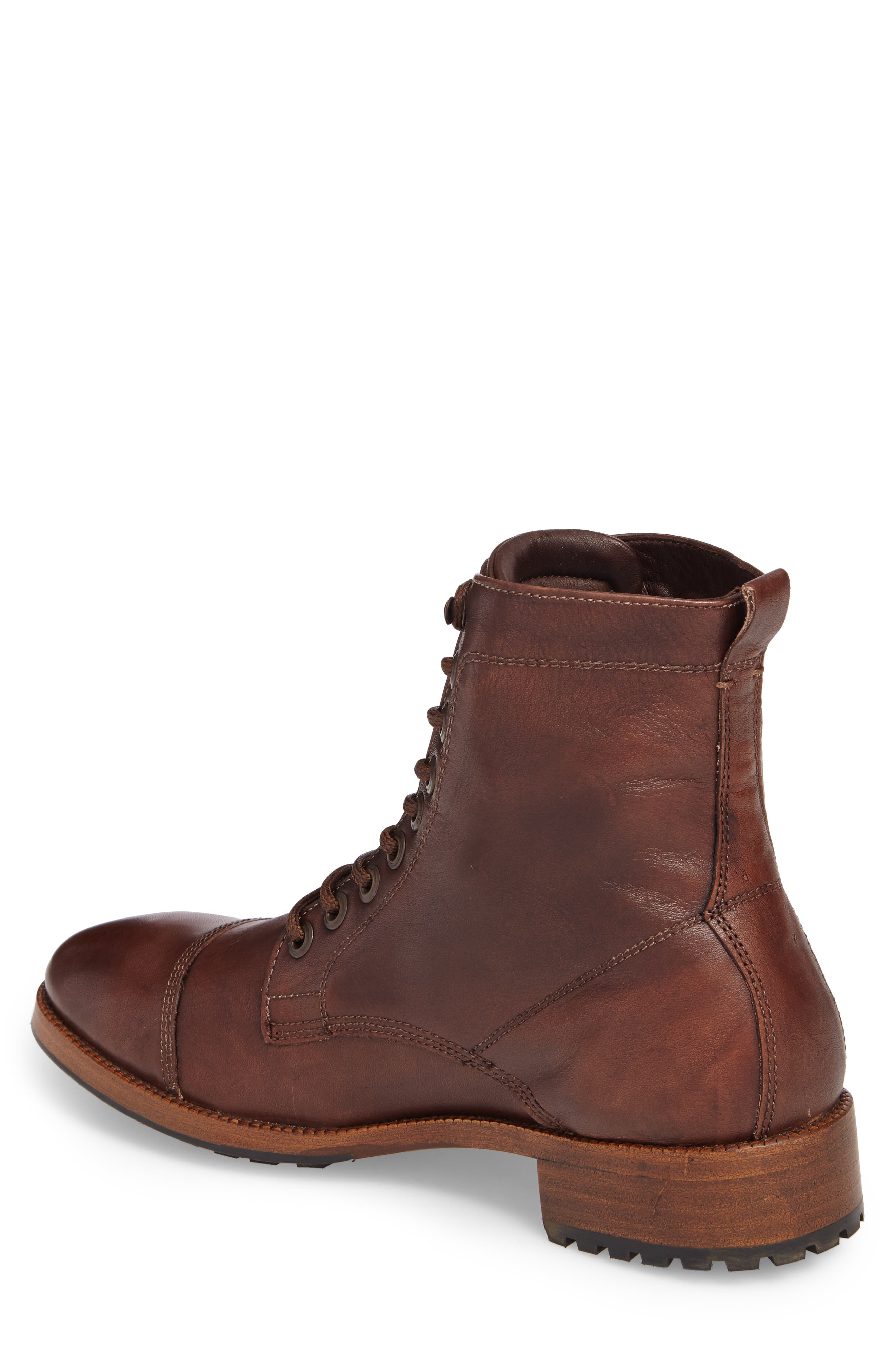 x GQ Ted Cap Toe Boot,                             Alternate thumbnail 2, color,                             200