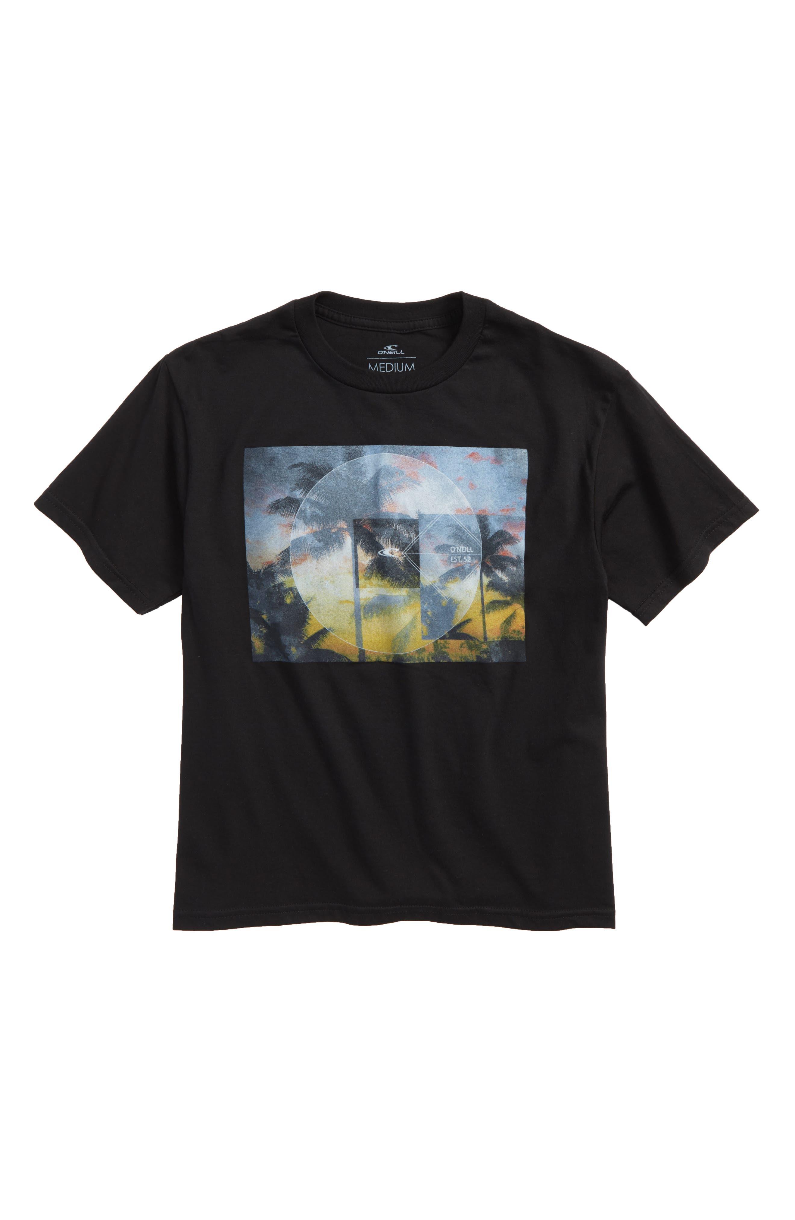Riser Graphic T-Shirt,                         Main,                         color, 001