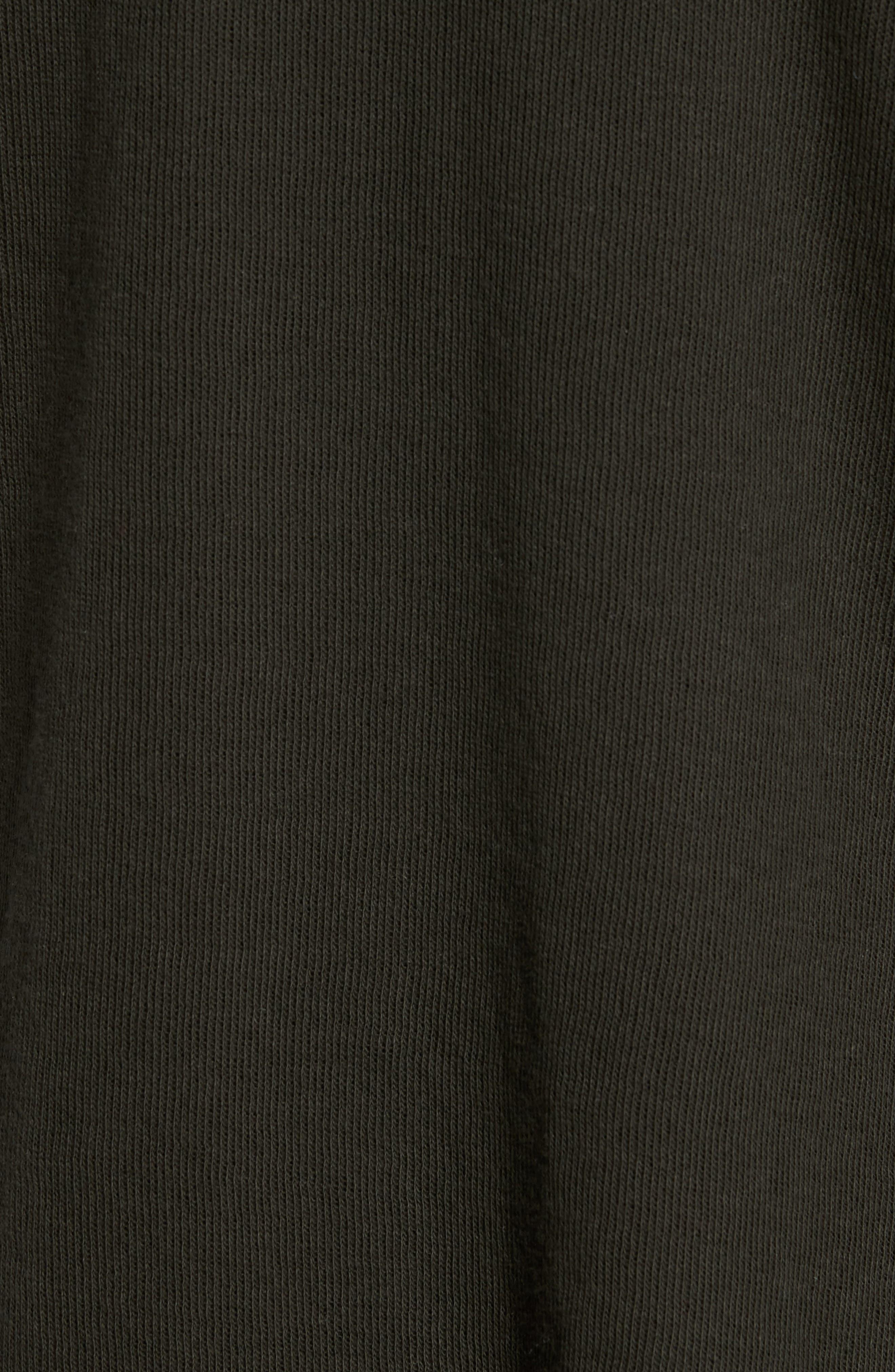 Double Knit Long Sleeve T-Shirt,                             Alternate thumbnail 24, color,