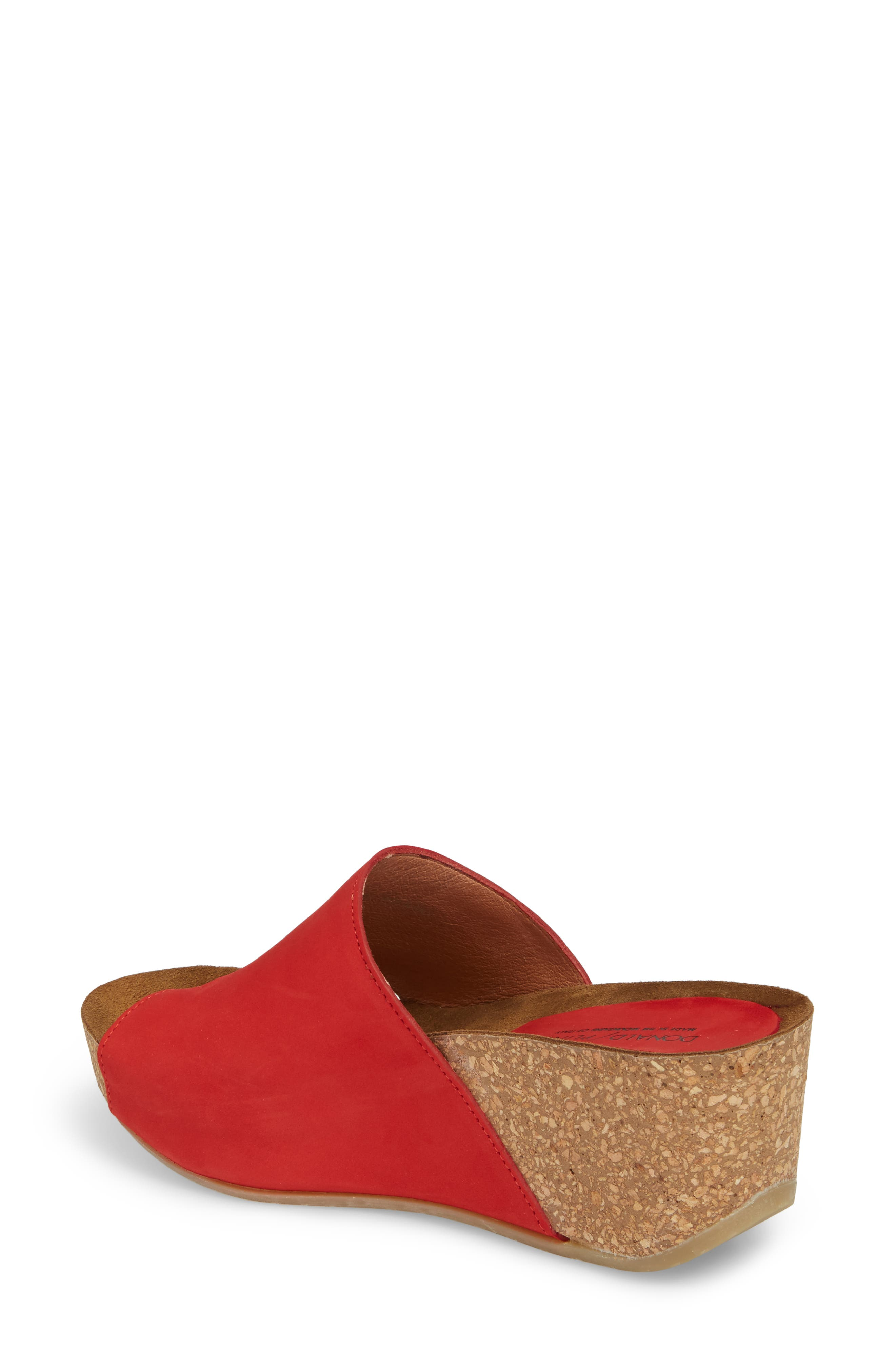 Donald J Pliner Ginie Platform Wedge Sandal,                             Alternate thumbnail 12, color,