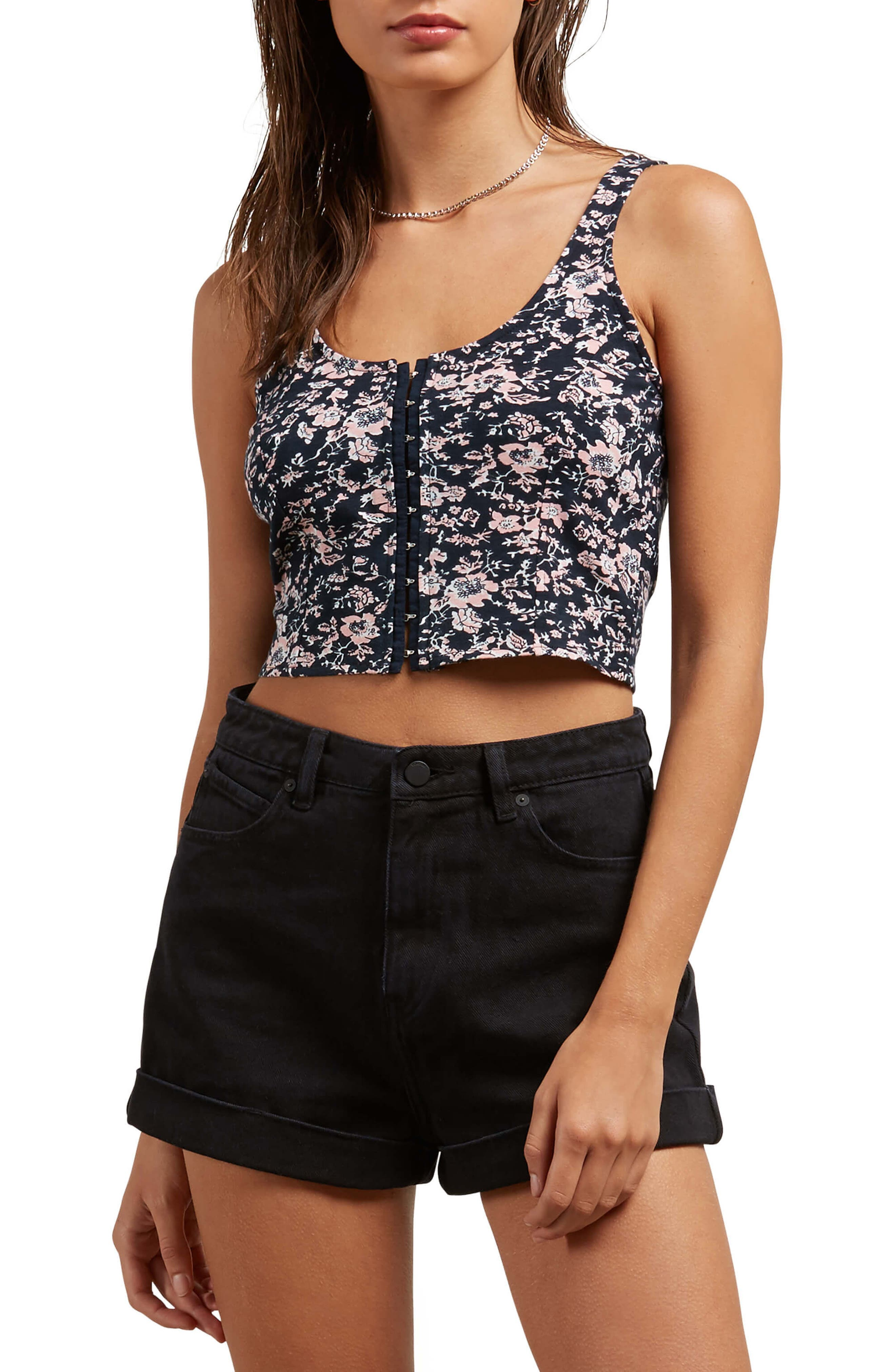 What a Looker Crop Top,                             Main thumbnail 1, color,