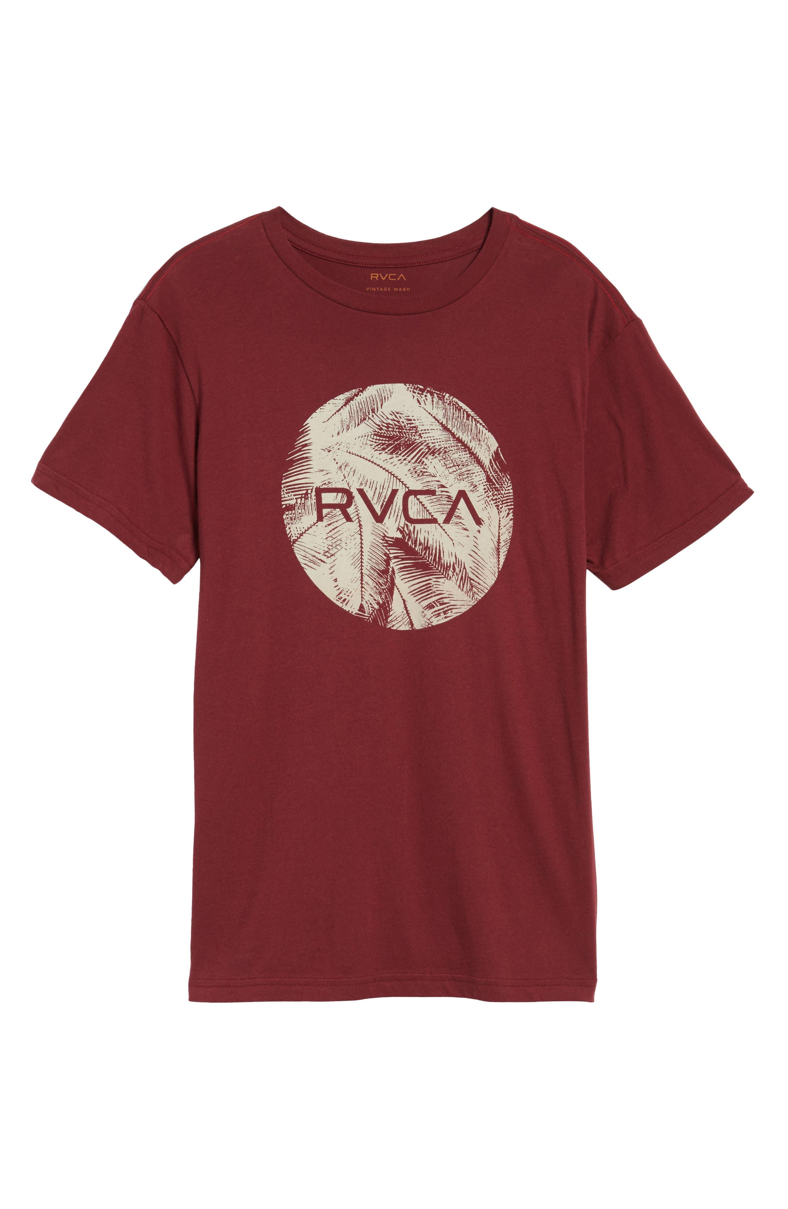 Motors Palm Graphic T-Shirt,                             Alternate thumbnail 12, color,
