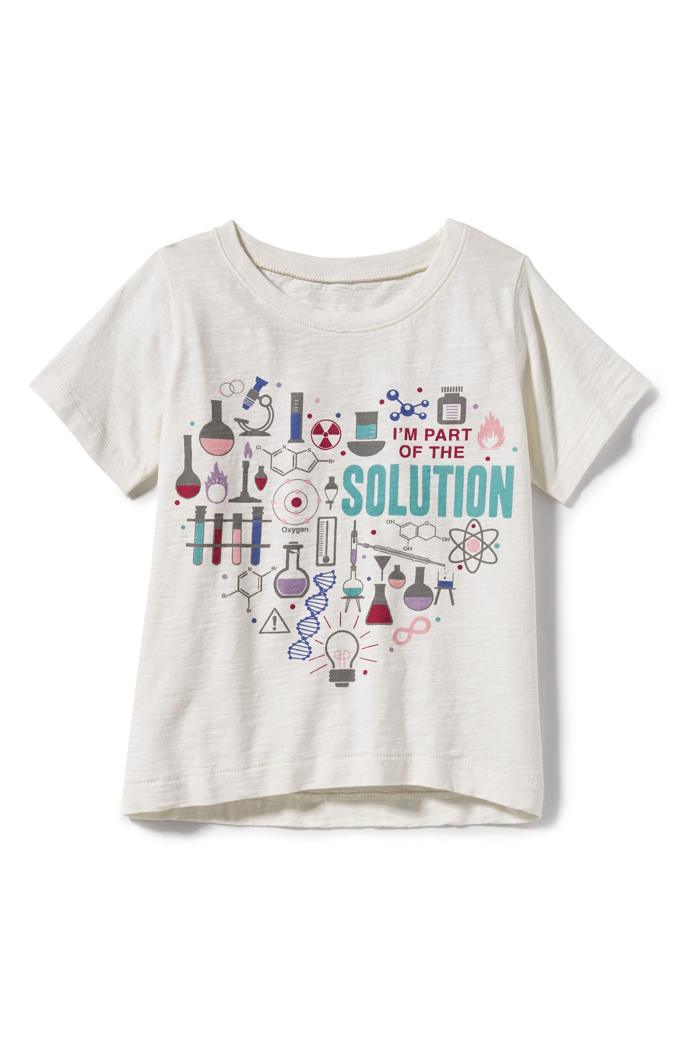 Solution Tee,                             Alternate thumbnail 2, color,