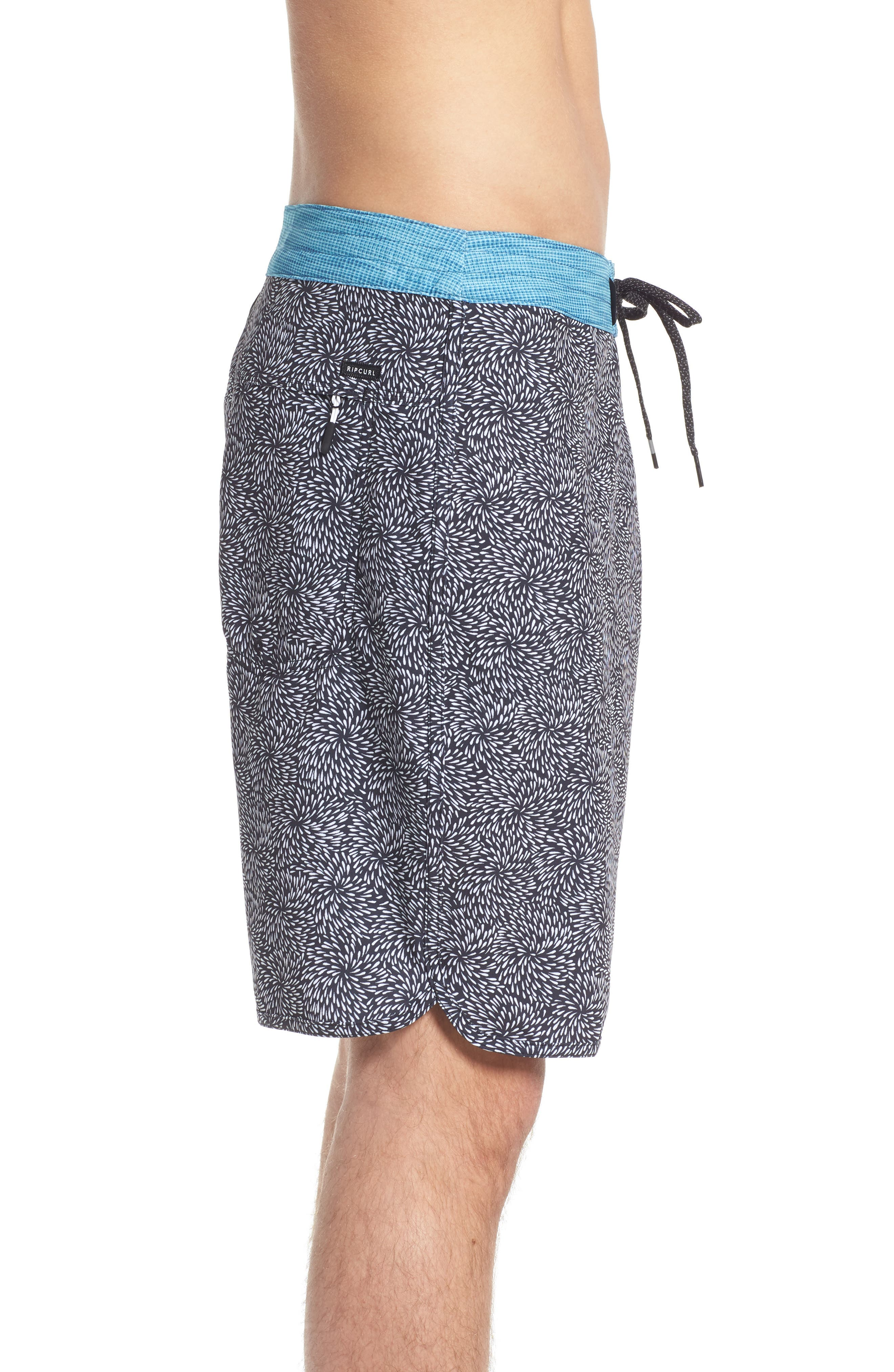 Mirage Conner Spin Out Board Shorts,                             Alternate thumbnail 6, color,
