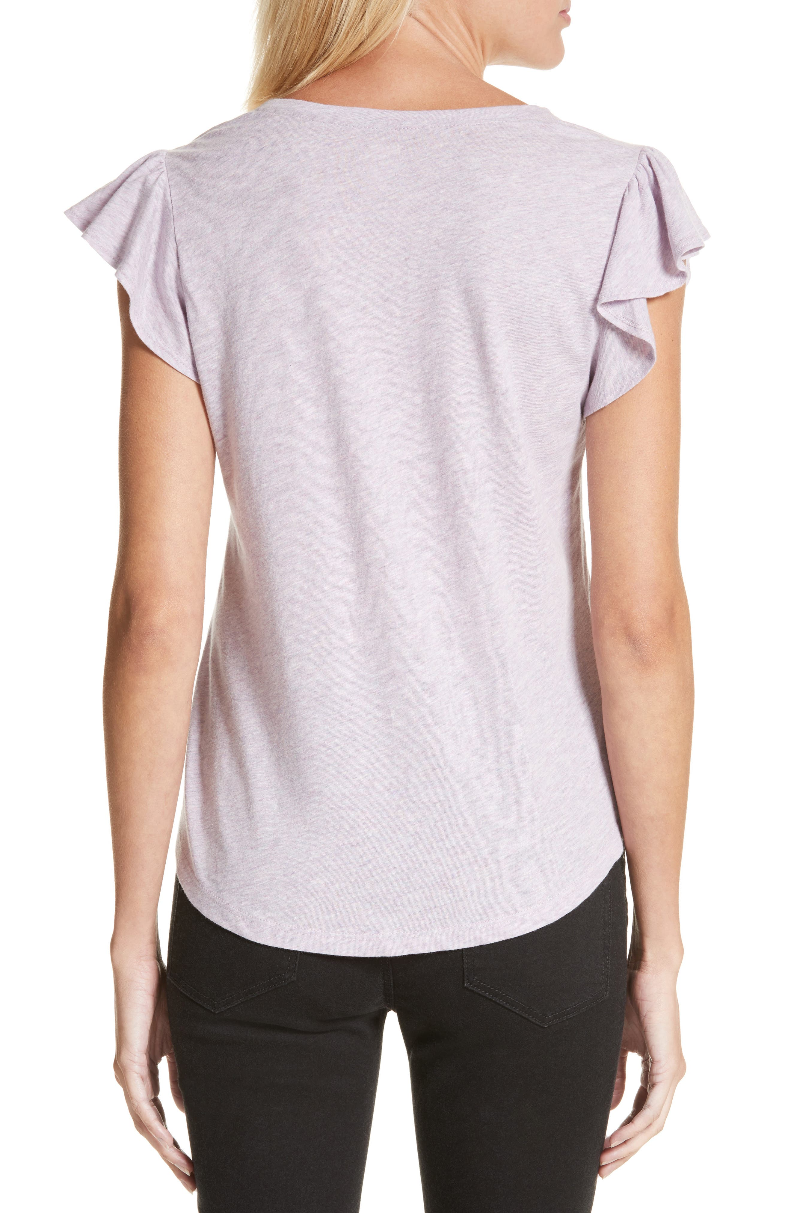 Washed Texture Jersey Tee,                             Alternate thumbnail 11, color,